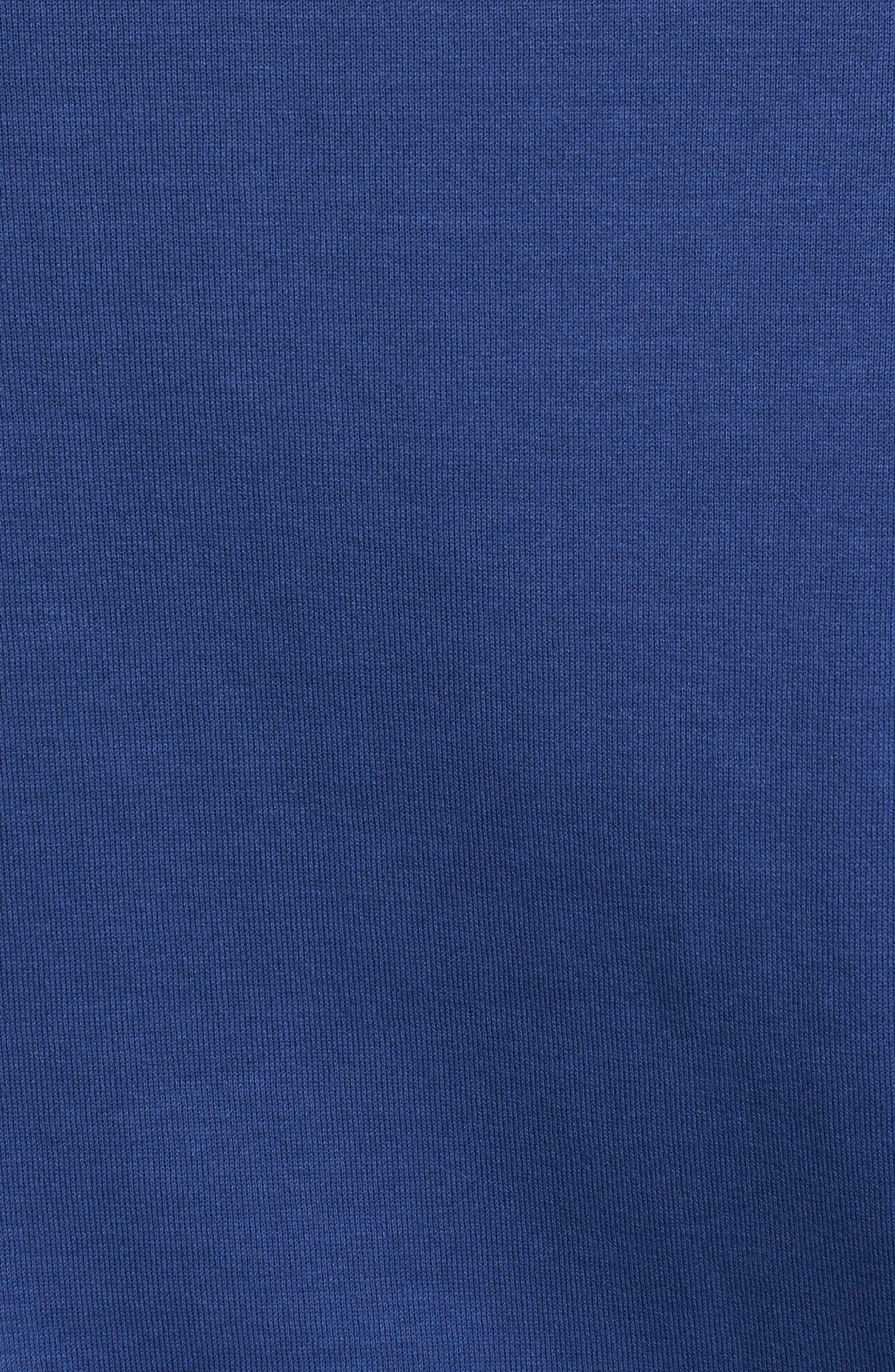 Regular Fit Knit Quarter Zip Pullover,                             Alternate thumbnail 18, color,