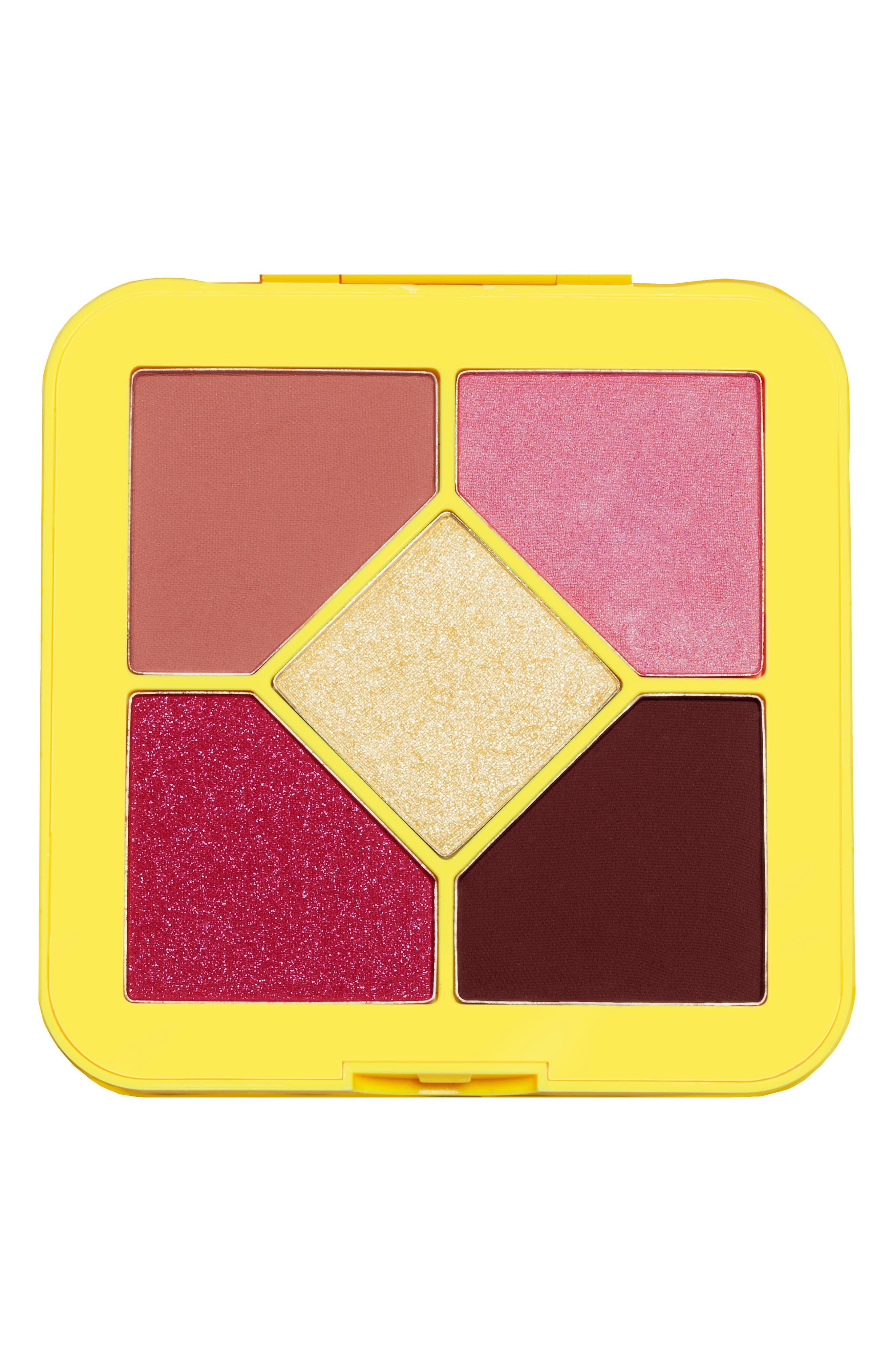 Pocket Candy Palette, Main, color, PINK LEMONADE