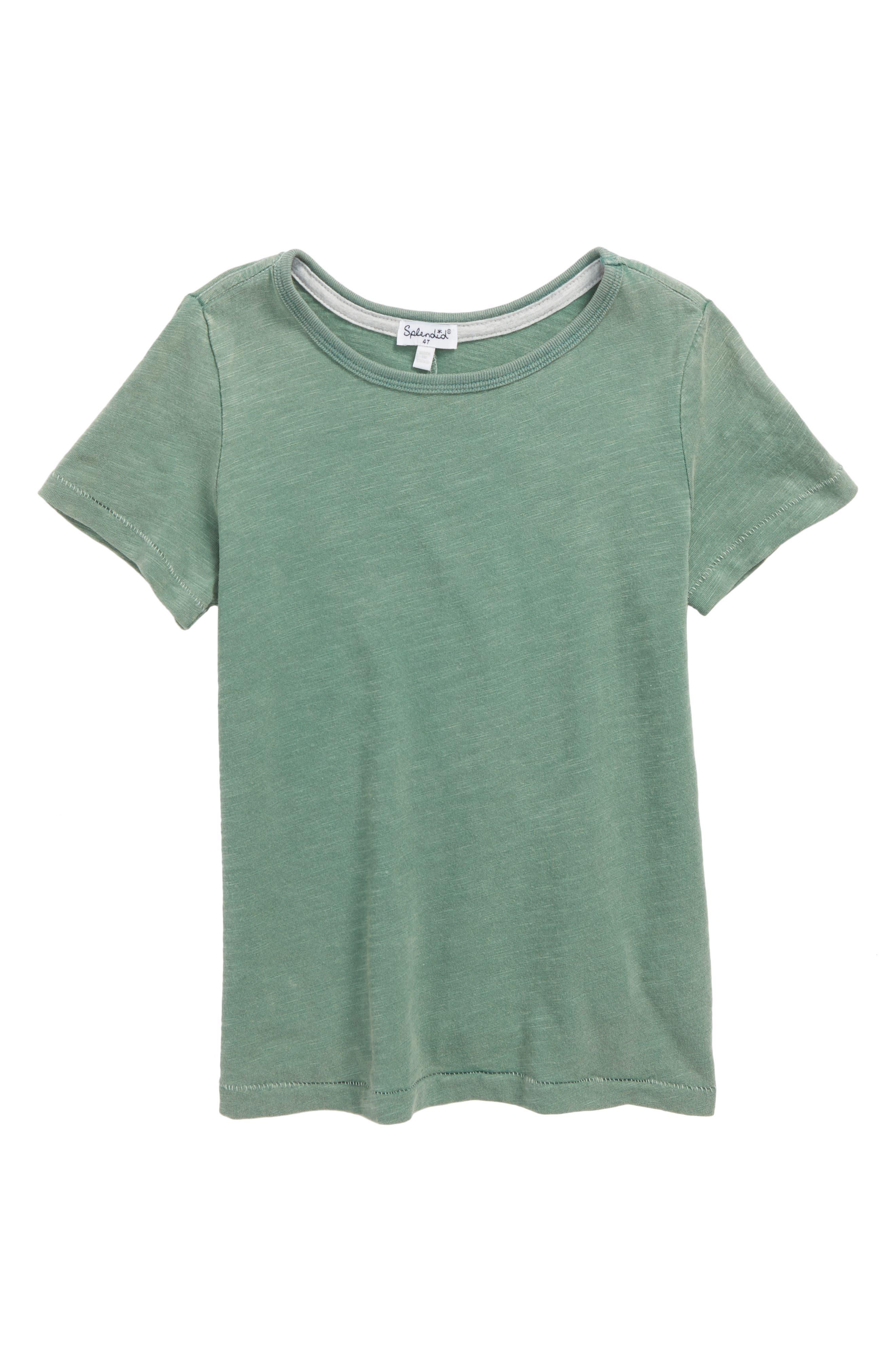 Washed Slub Jersey T-Shirt,                             Main thumbnail 1, color,