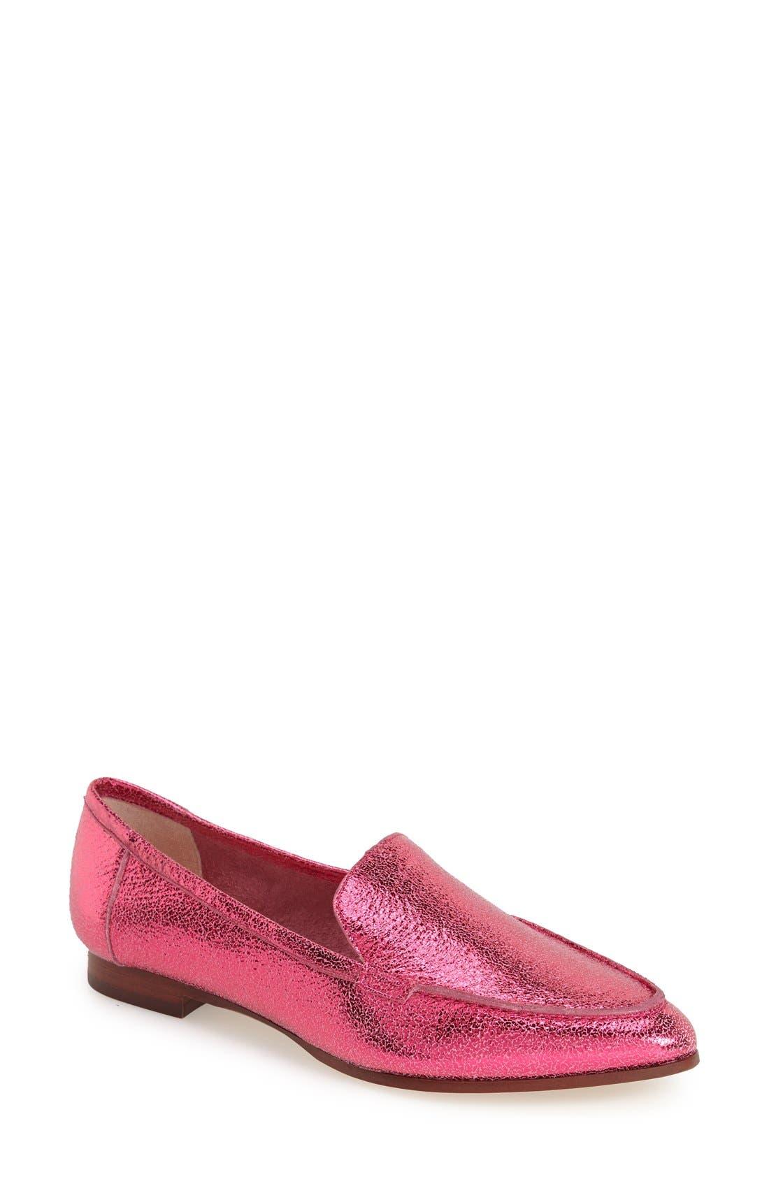 'carima' loafer flat,                             Main thumbnail 18, color,