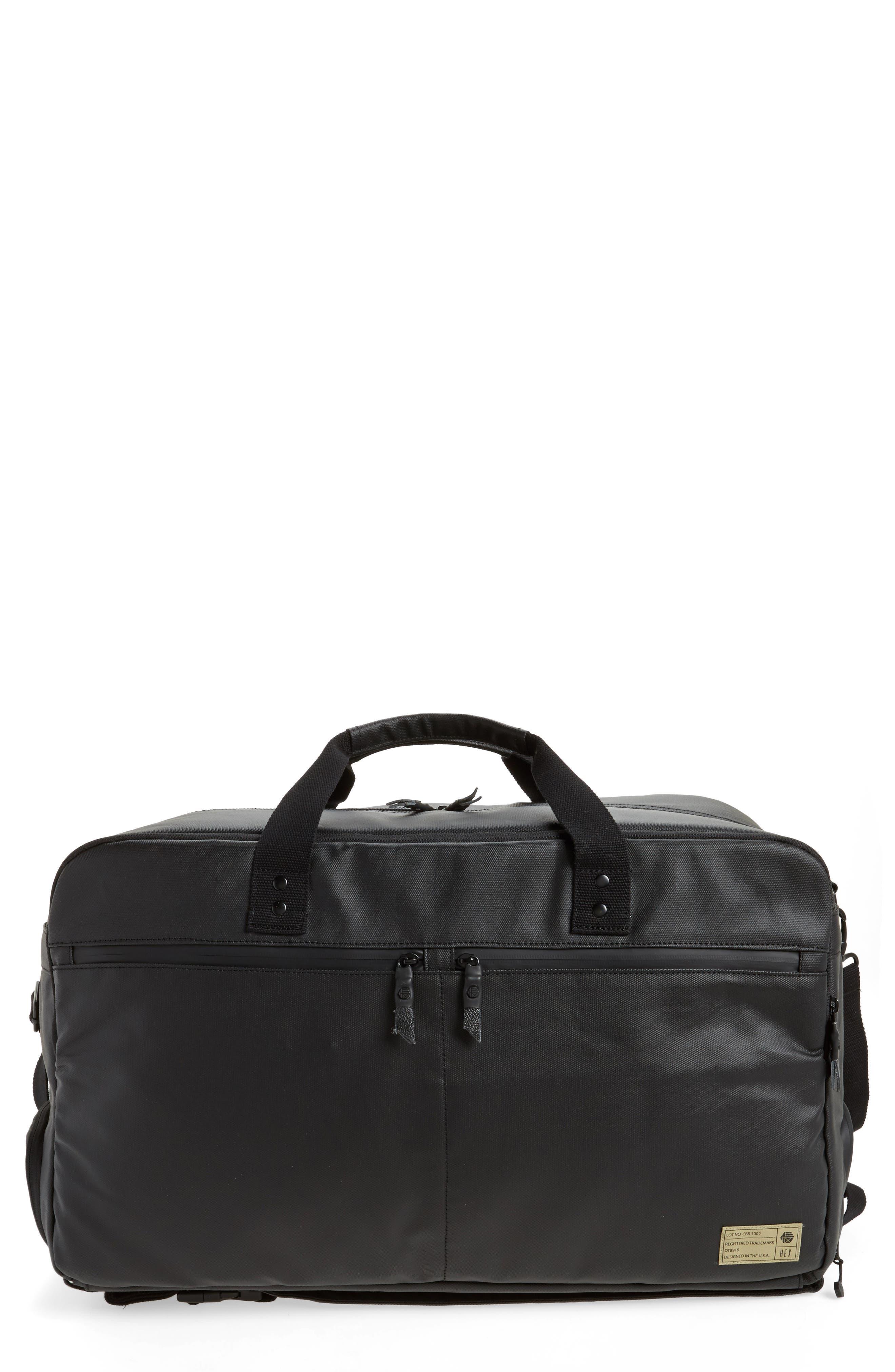 Convertible Duffel Bag,                             Main thumbnail 1, color,                             001