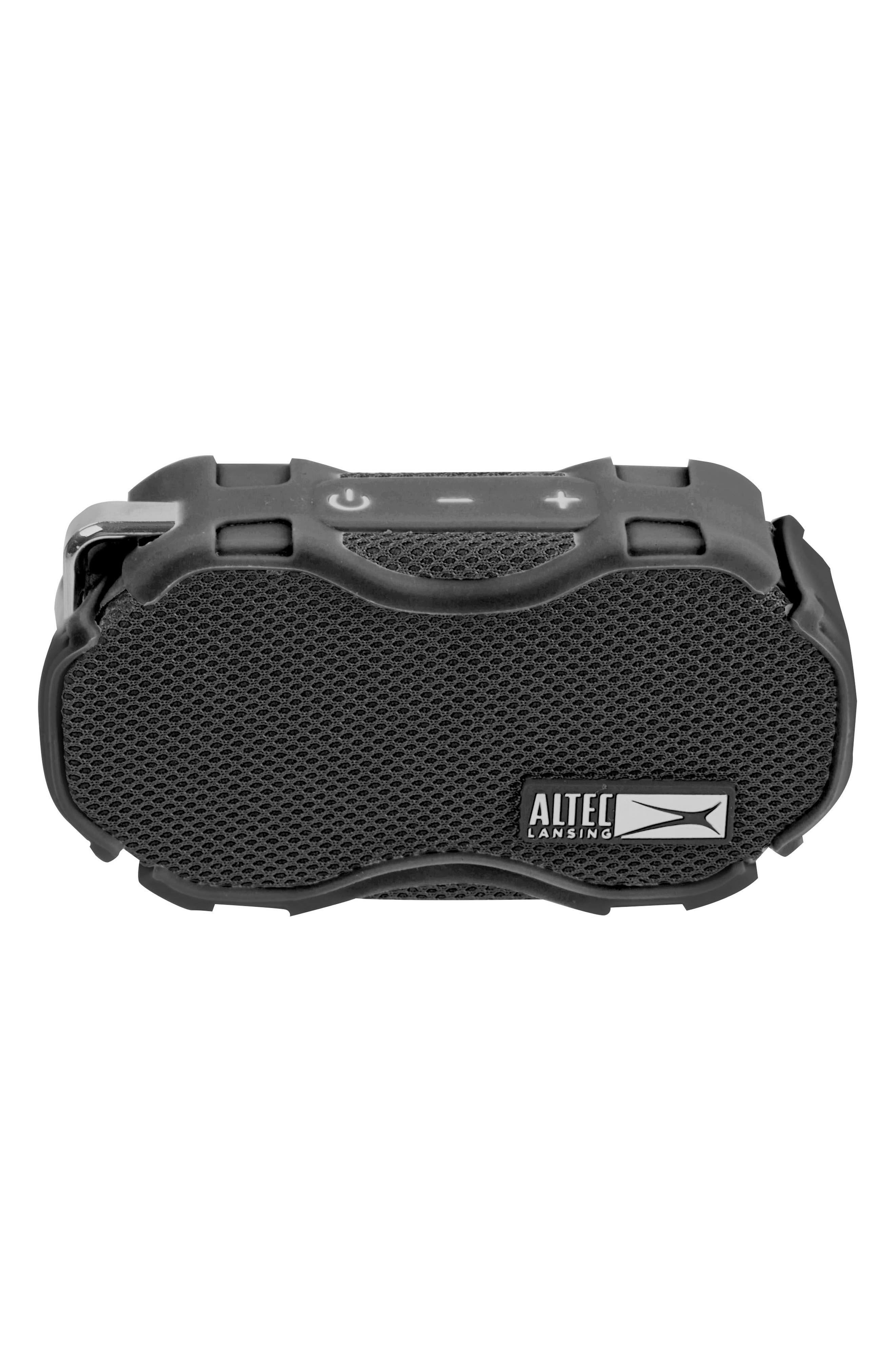 Baby Boom Waterproof Wireless Speaker,                             Alternate thumbnail 4, color,                             BLACK