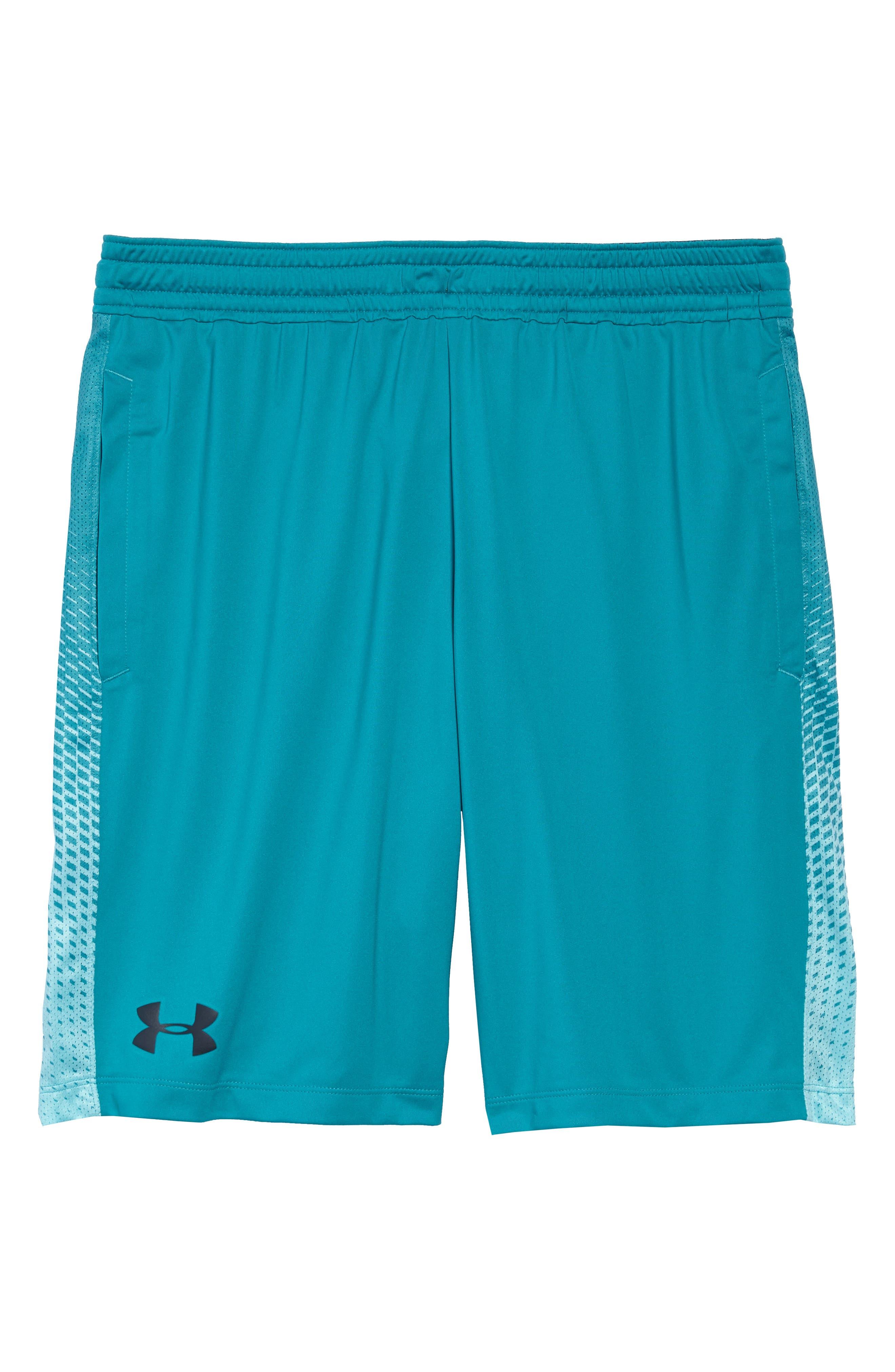 Mk1 Inset Fade Shorts,                             Alternate thumbnail 6, color,                             SWALLOWTAIL / TIDE / GREY