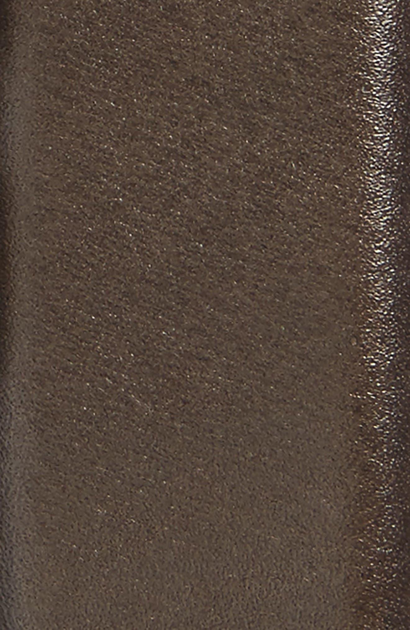 Parker Leather Belt,                             Alternate thumbnail 7, color,