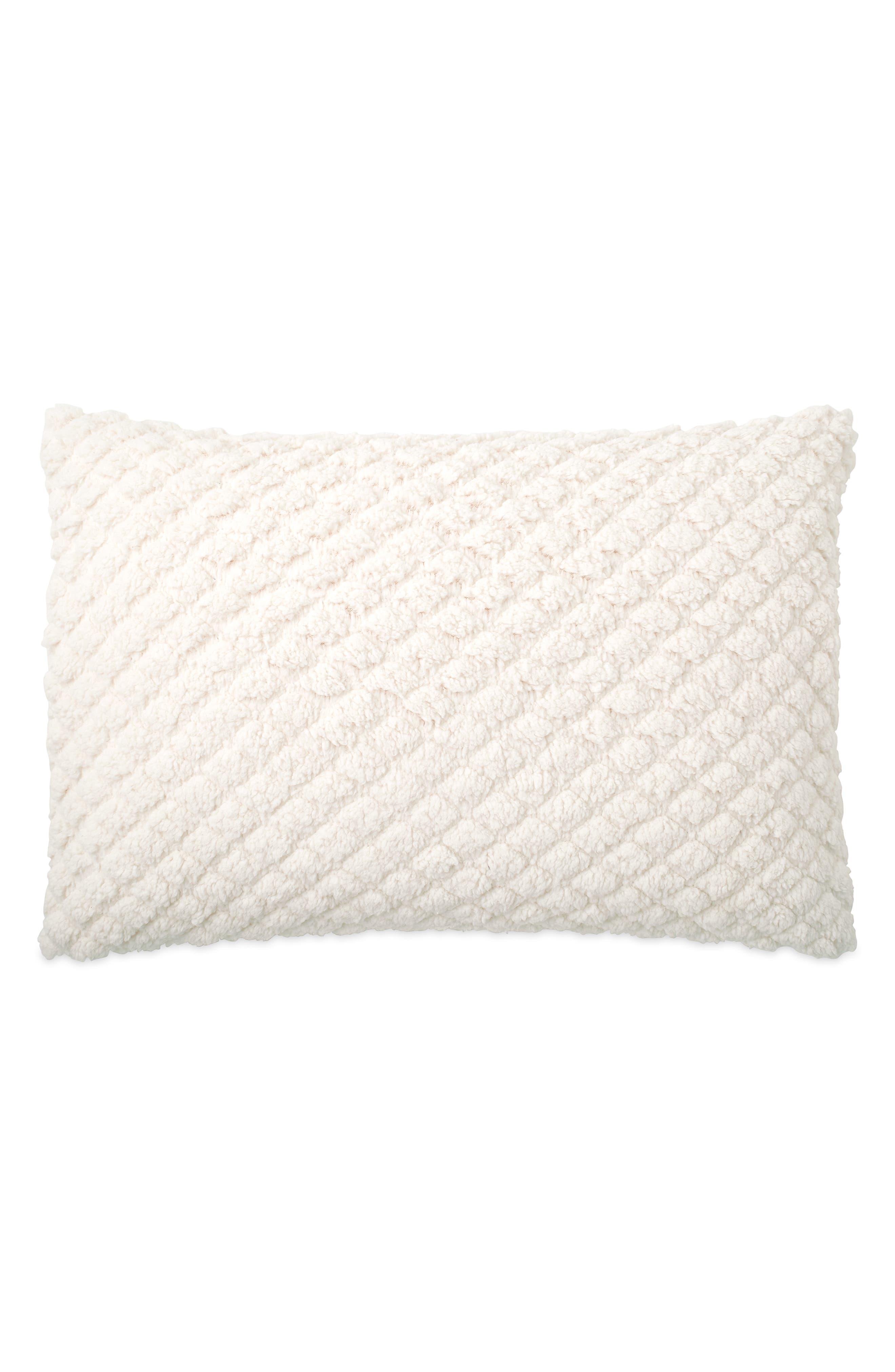 Diamond High Pile Fleece Comforter & Sham Set,                             Alternate thumbnail 6, color,                             902