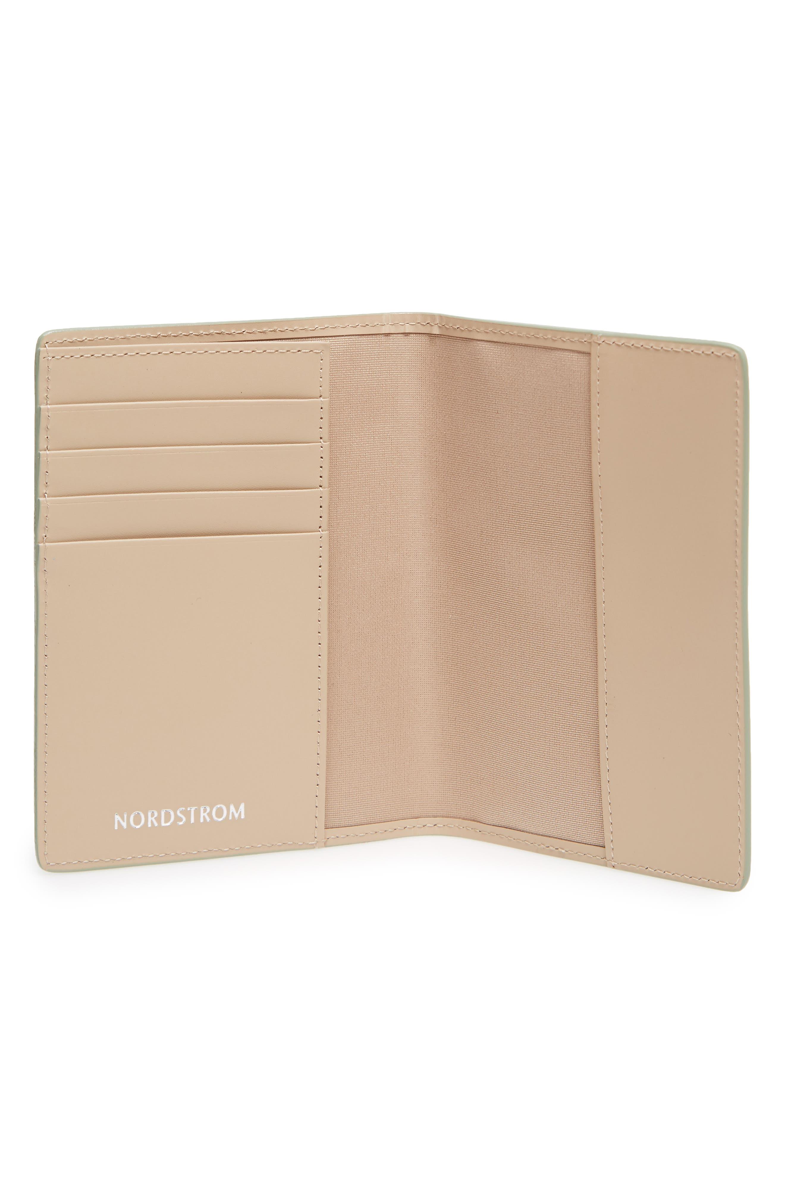 Leather Passport Case,                             Alternate thumbnail 13, color,