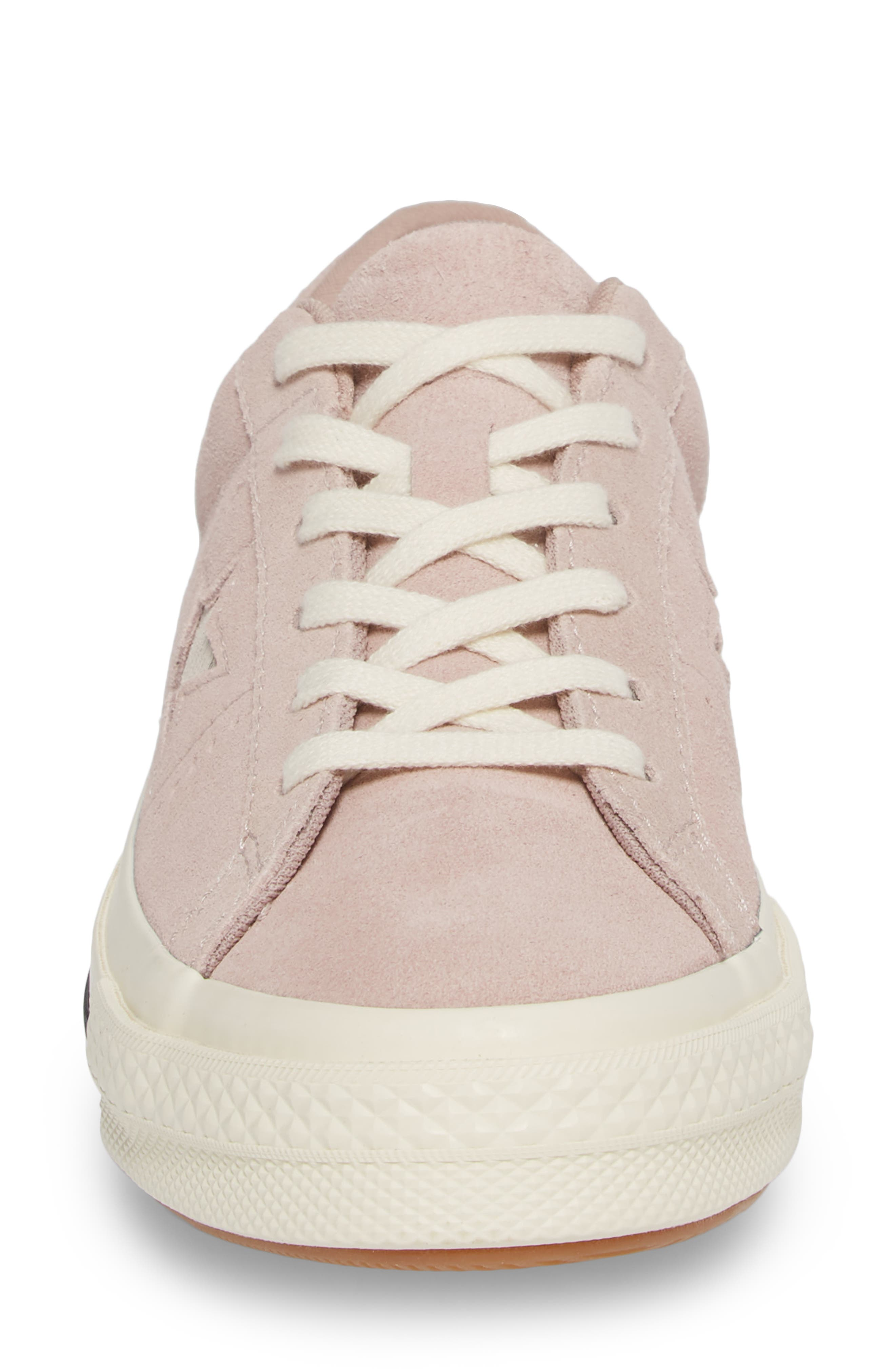 One Star Suede Low Top Sneaker,                             Alternate thumbnail 14, color,