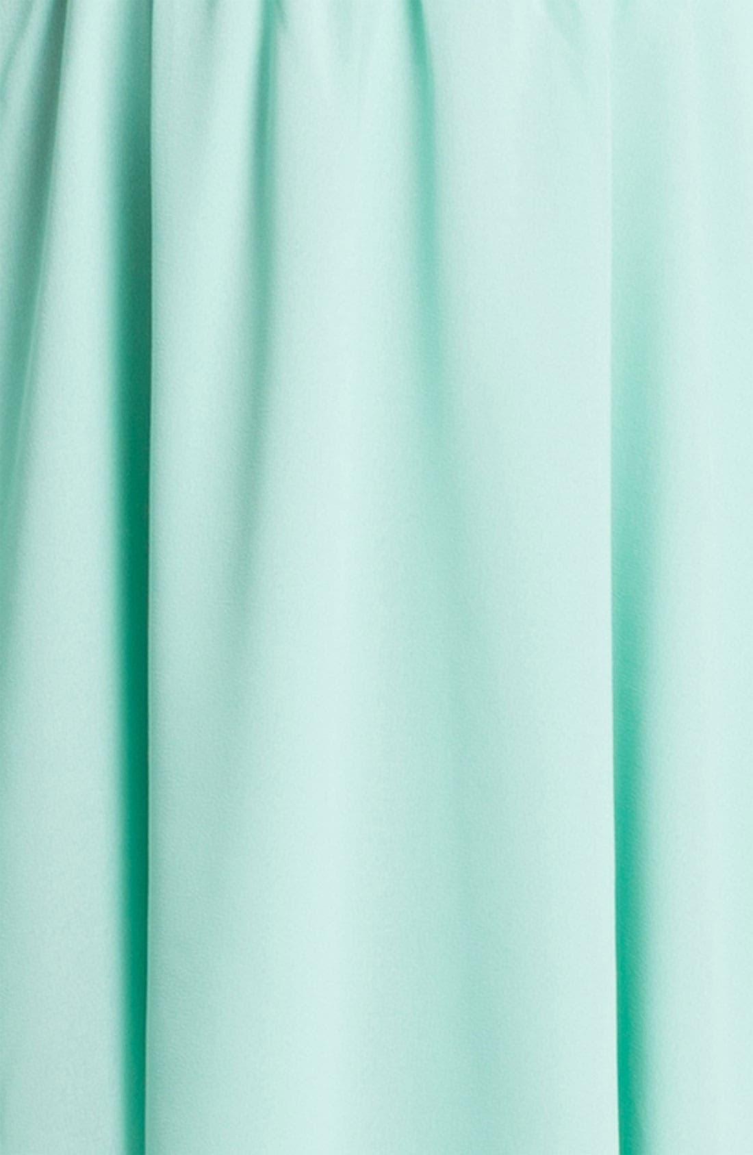 ---,                             Colorblock Cutout Dress,                             Alternate thumbnail 2, color,                             325