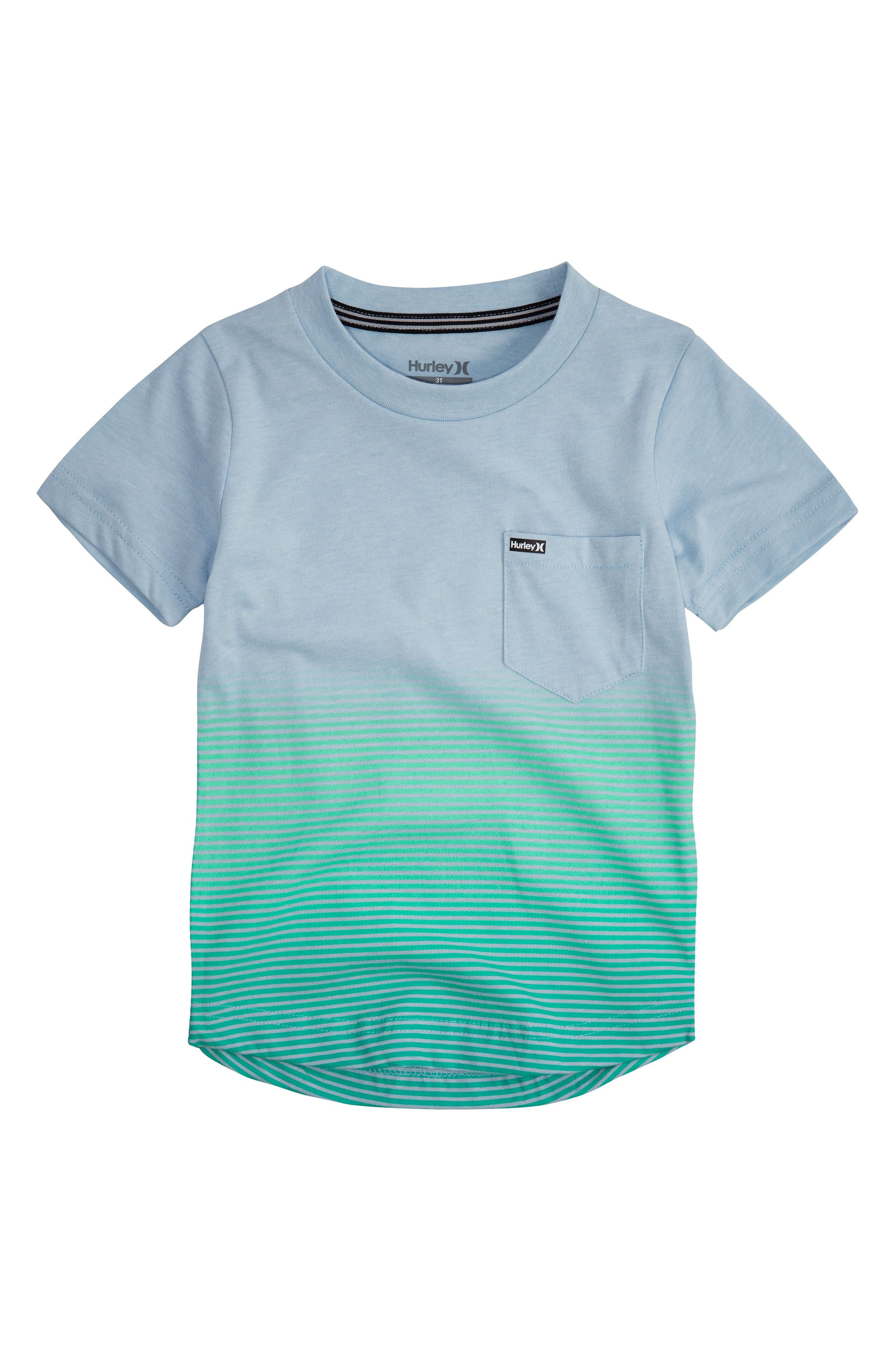 Ombré Stripe T-Shirt,                             Main thumbnail 1, color,                             442