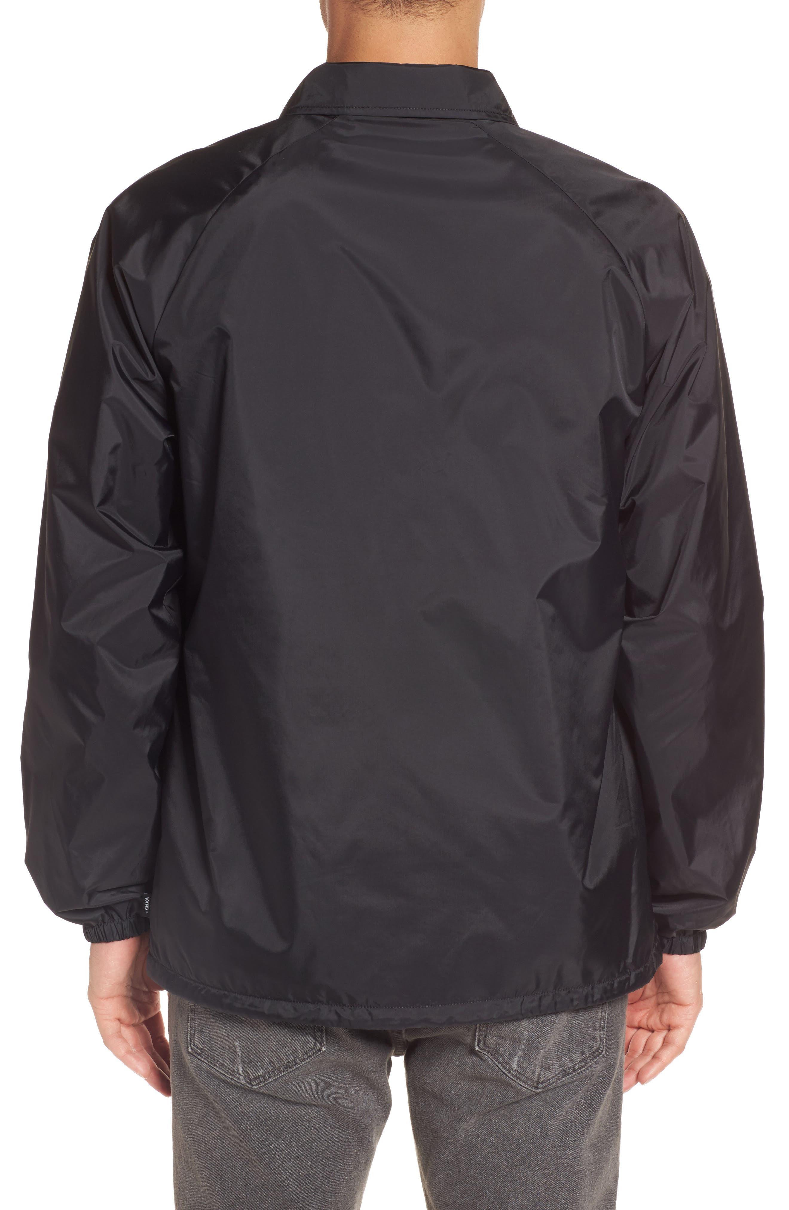 Torrey Water Resistant Jacket,                             Alternate thumbnail 2, color,                             001