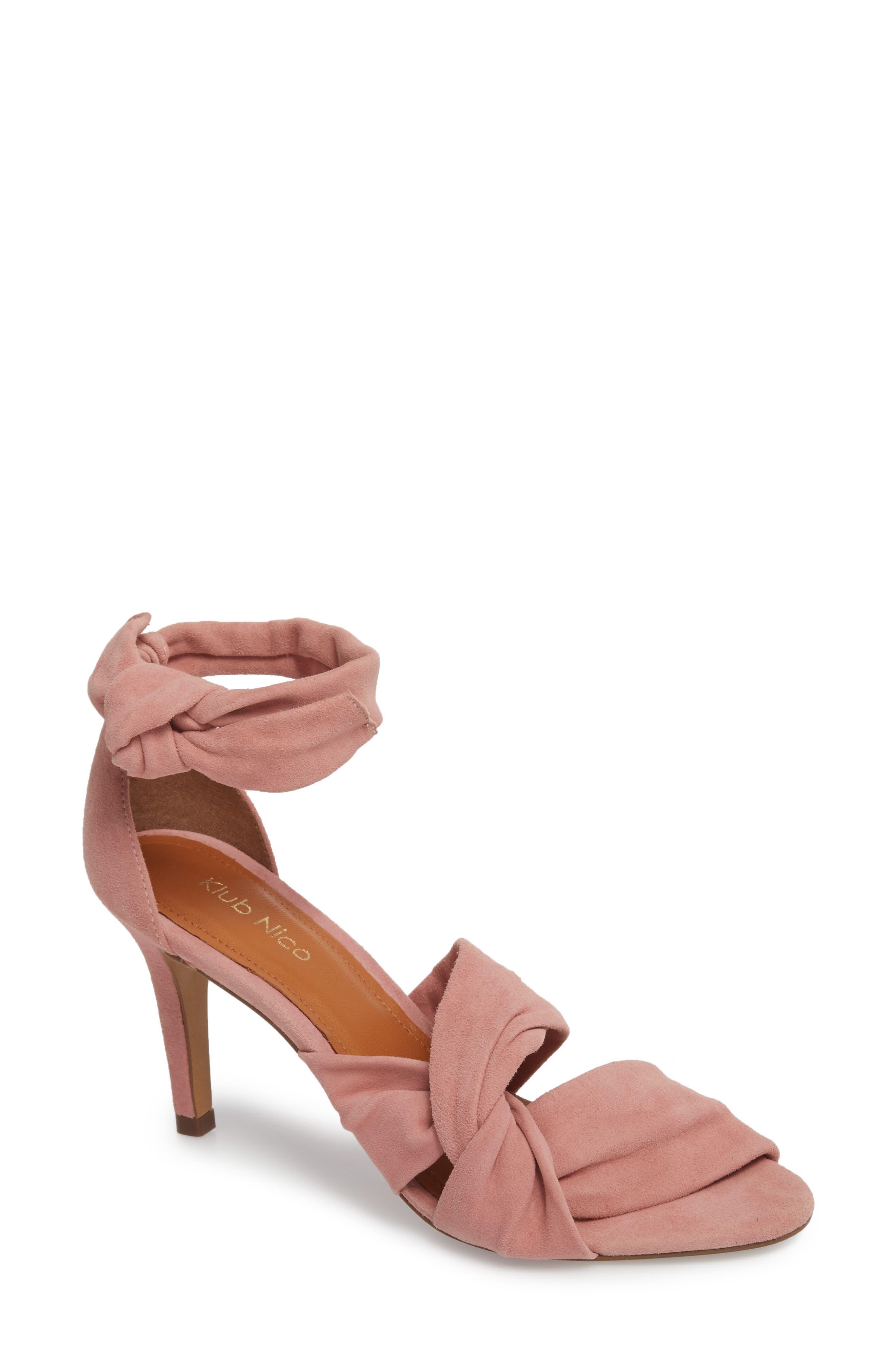 Anni Tie Ankle Sandal,                             Main thumbnail 3, color,