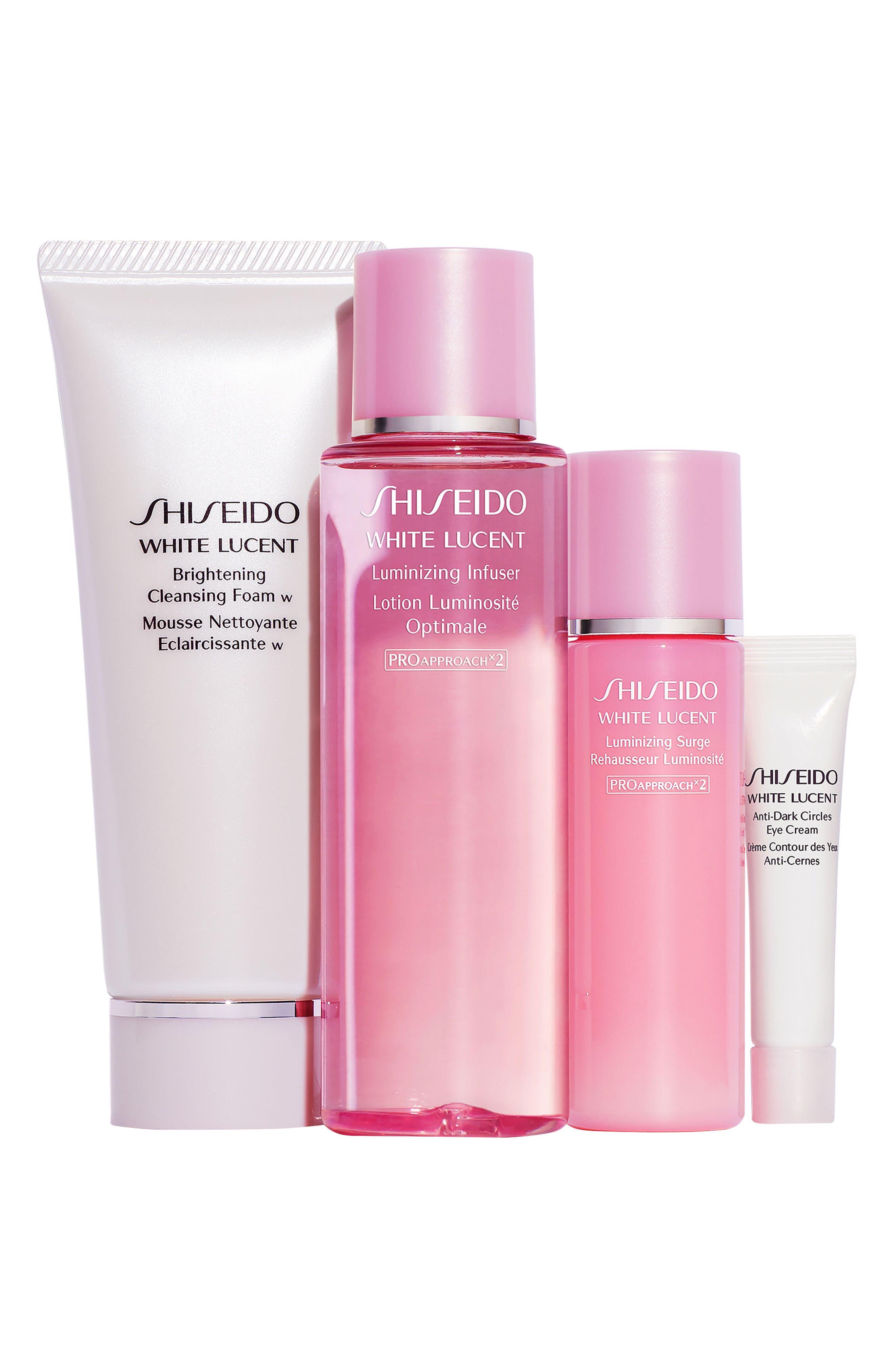 White Lucent Luminous Skin Starter Kit,                         Main,                         color,