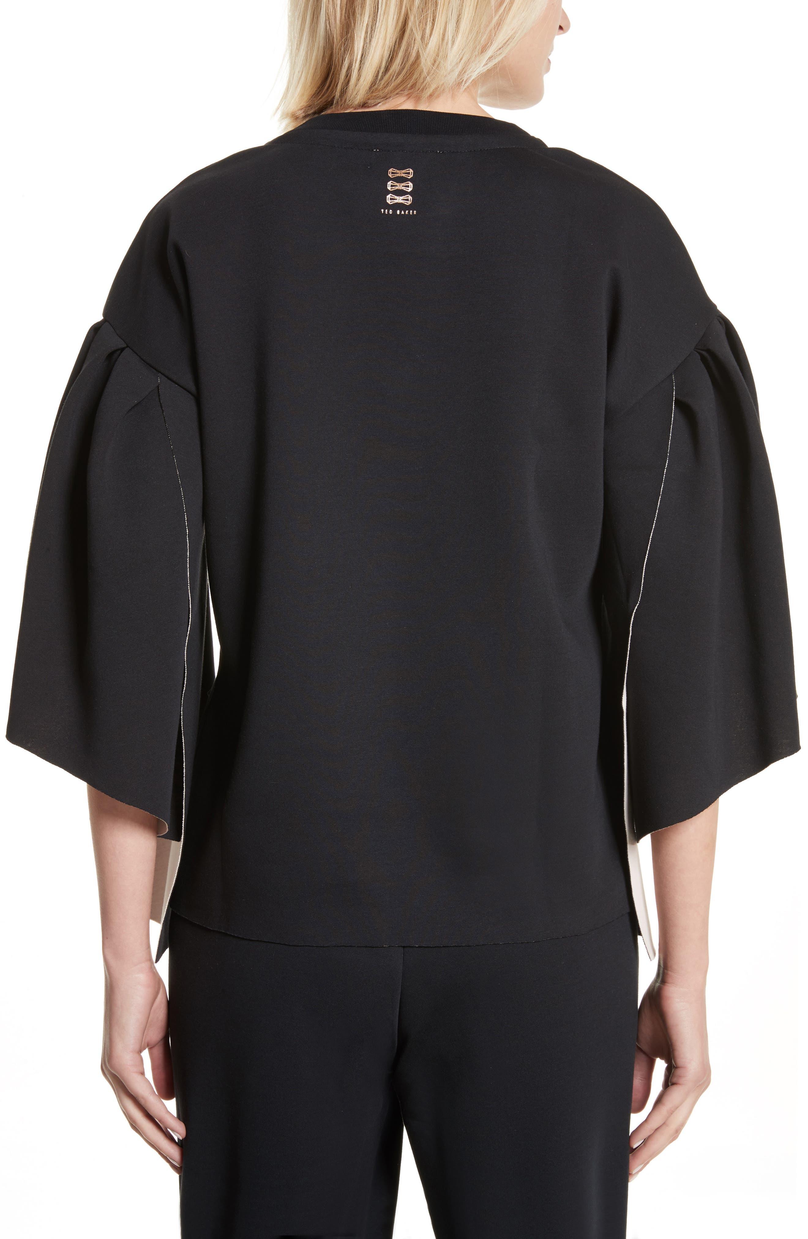 Orcher Full Sleeve Sweatshirt,                             Alternate thumbnail 2, color,                             001