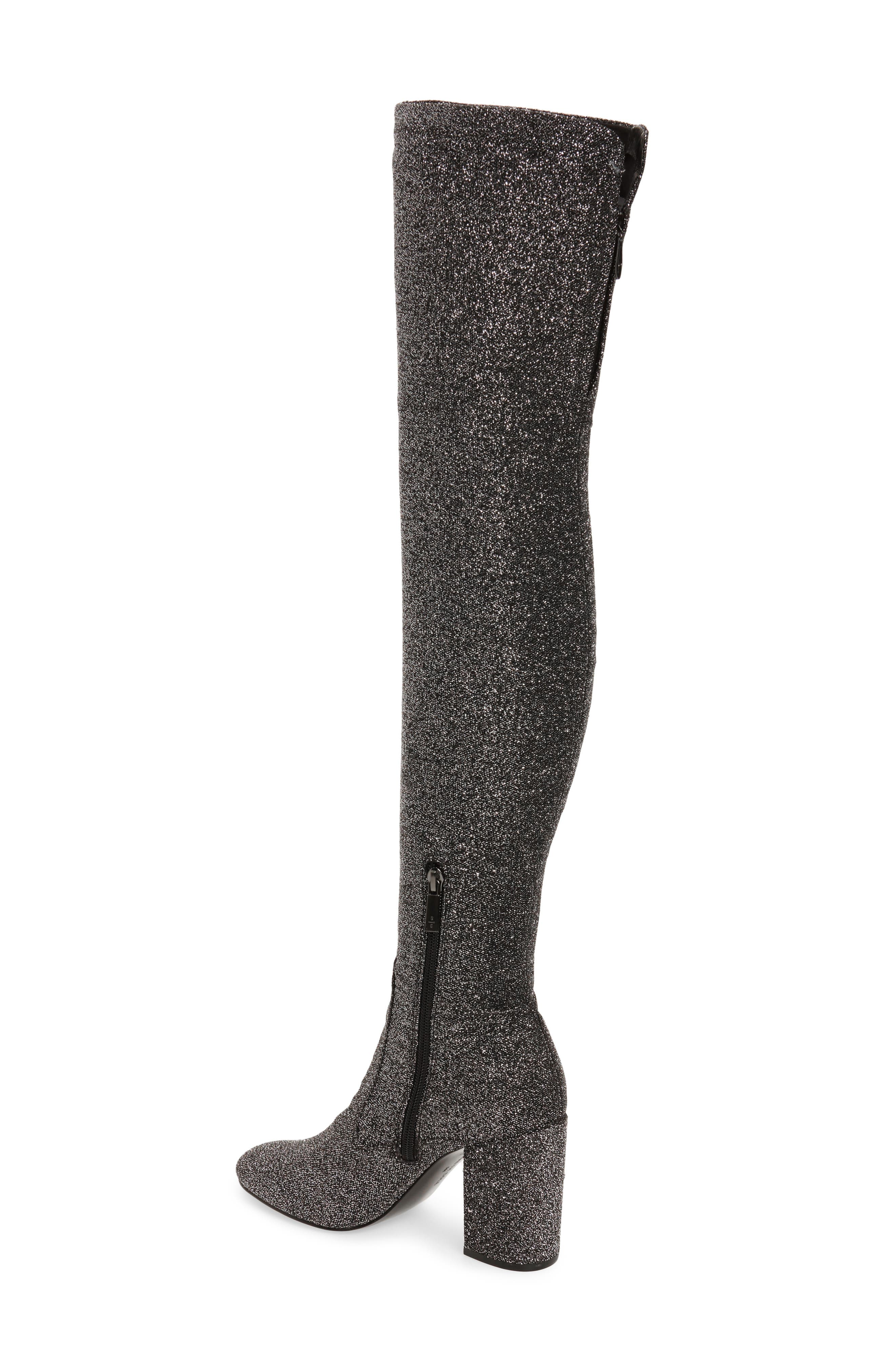 Carah Over the Knee Boot,                             Alternate thumbnail 2, color,                             024