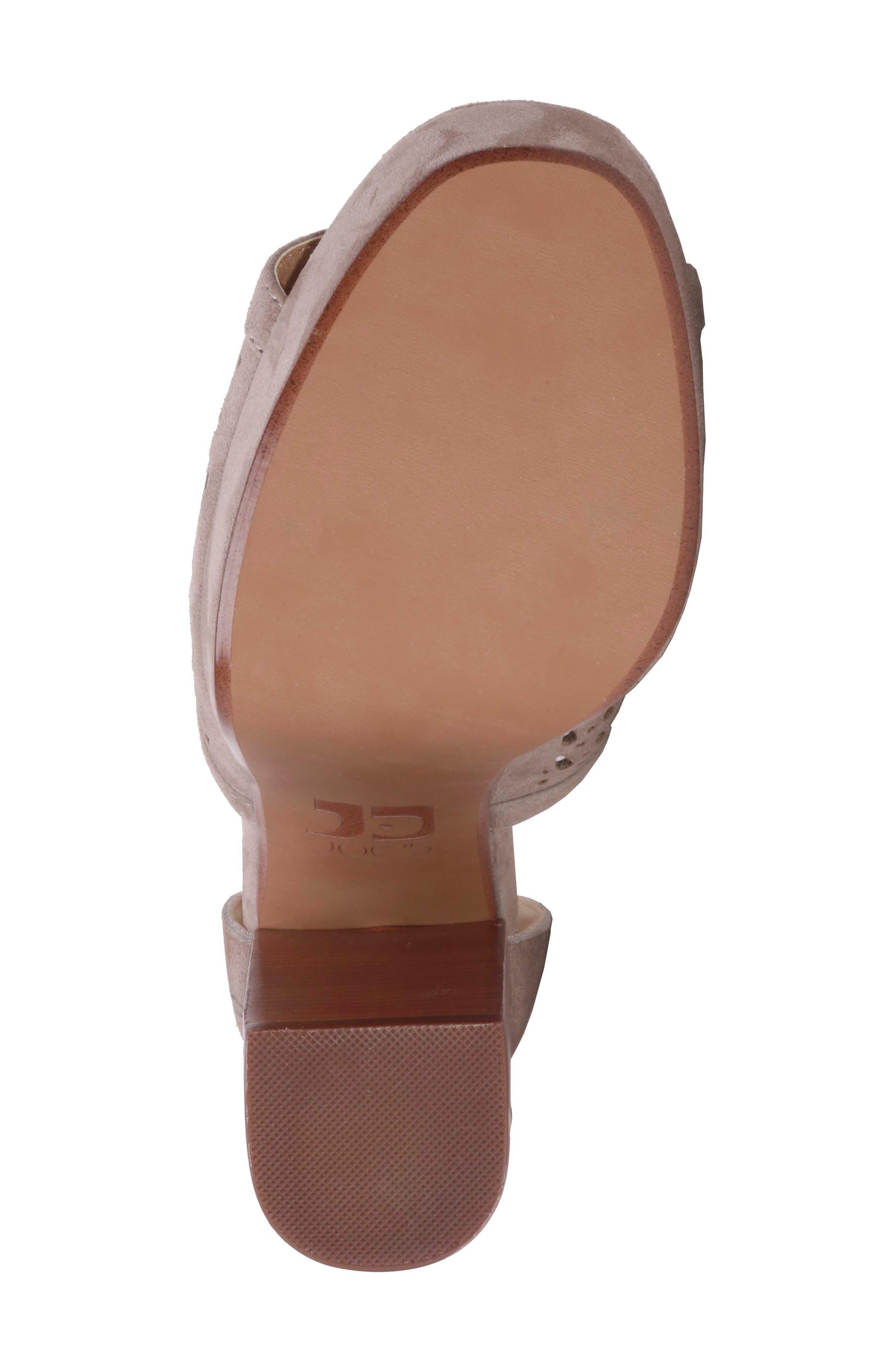 Lorne Platform Sandal,                             Alternate thumbnail 10, color,