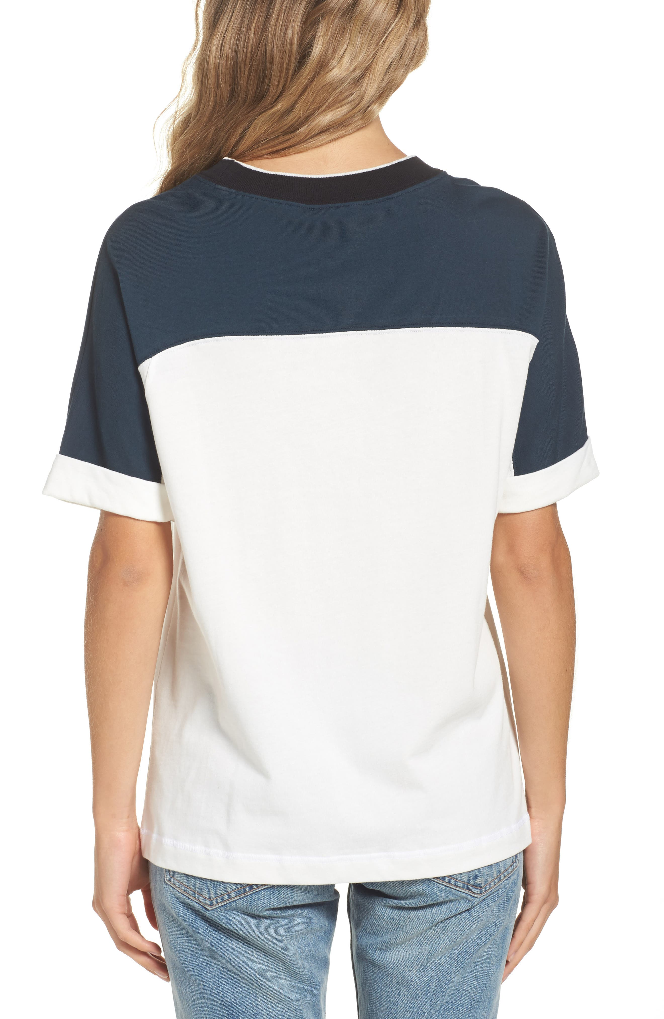 Sportswear Archive Tee,                             Alternate thumbnail 2, color,                             454