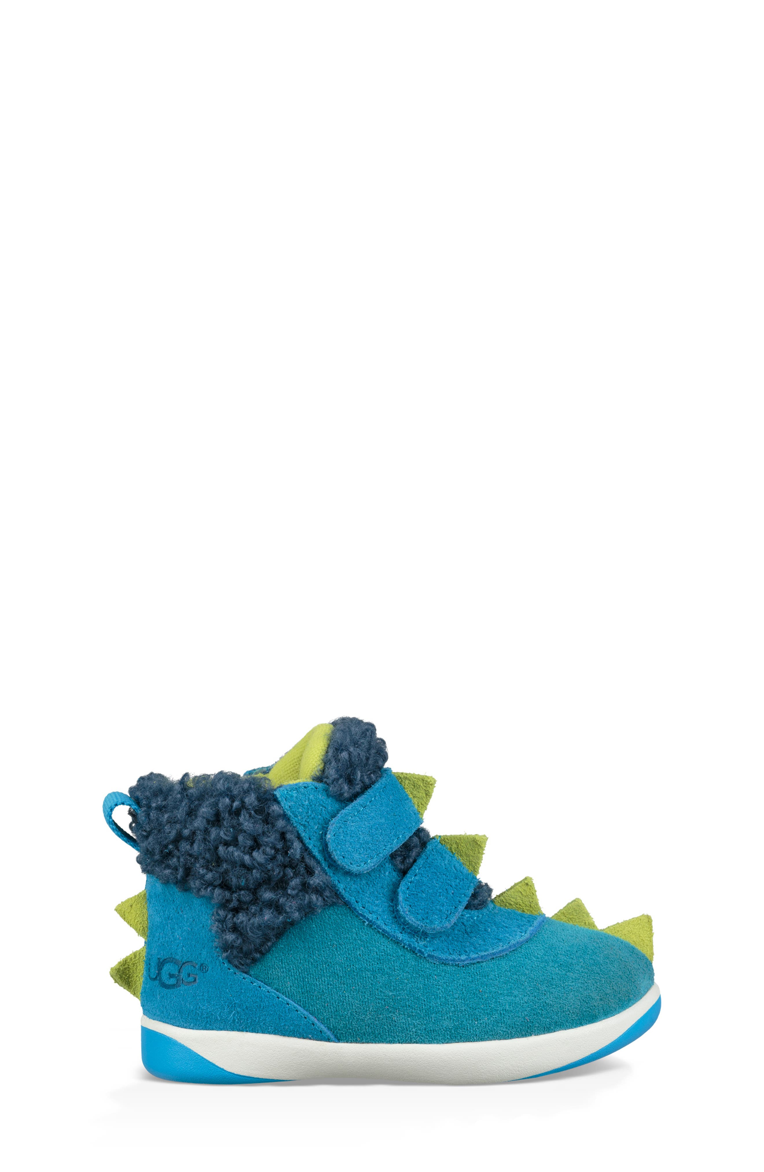 Dydo Pritchard Bootie,                             Alternate thumbnail 3, color,                             BLUE MULTI