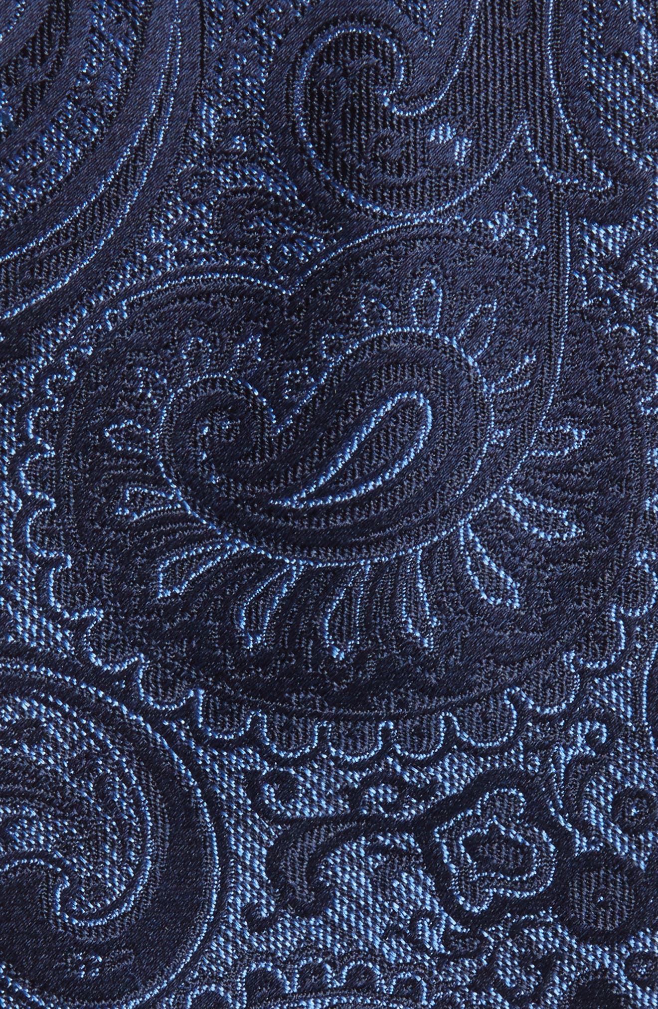 Berwyn Paisley Silk Tie,                             Alternate thumbnail 2, color,                             410