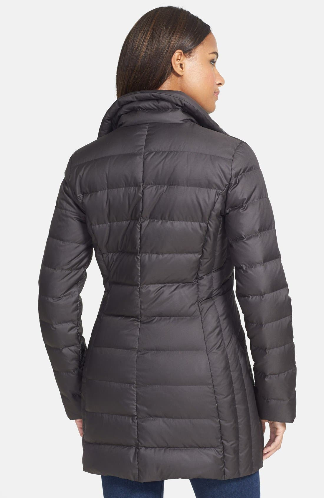 Packable Down Jacket,                             Alternate thumbnail 2, color,                             001