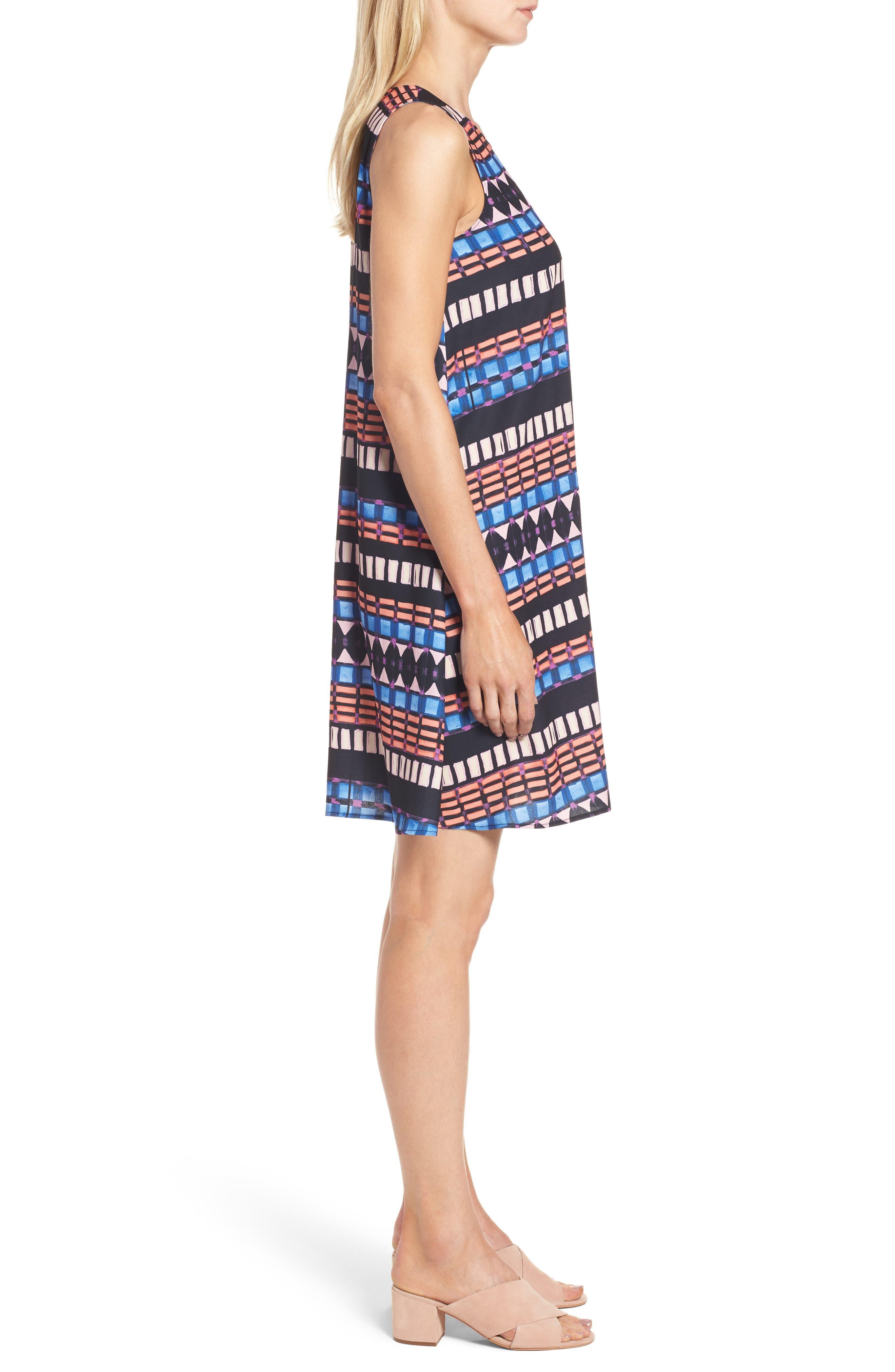 A-Line Dress,                             Alternate thumbnail 75, color,