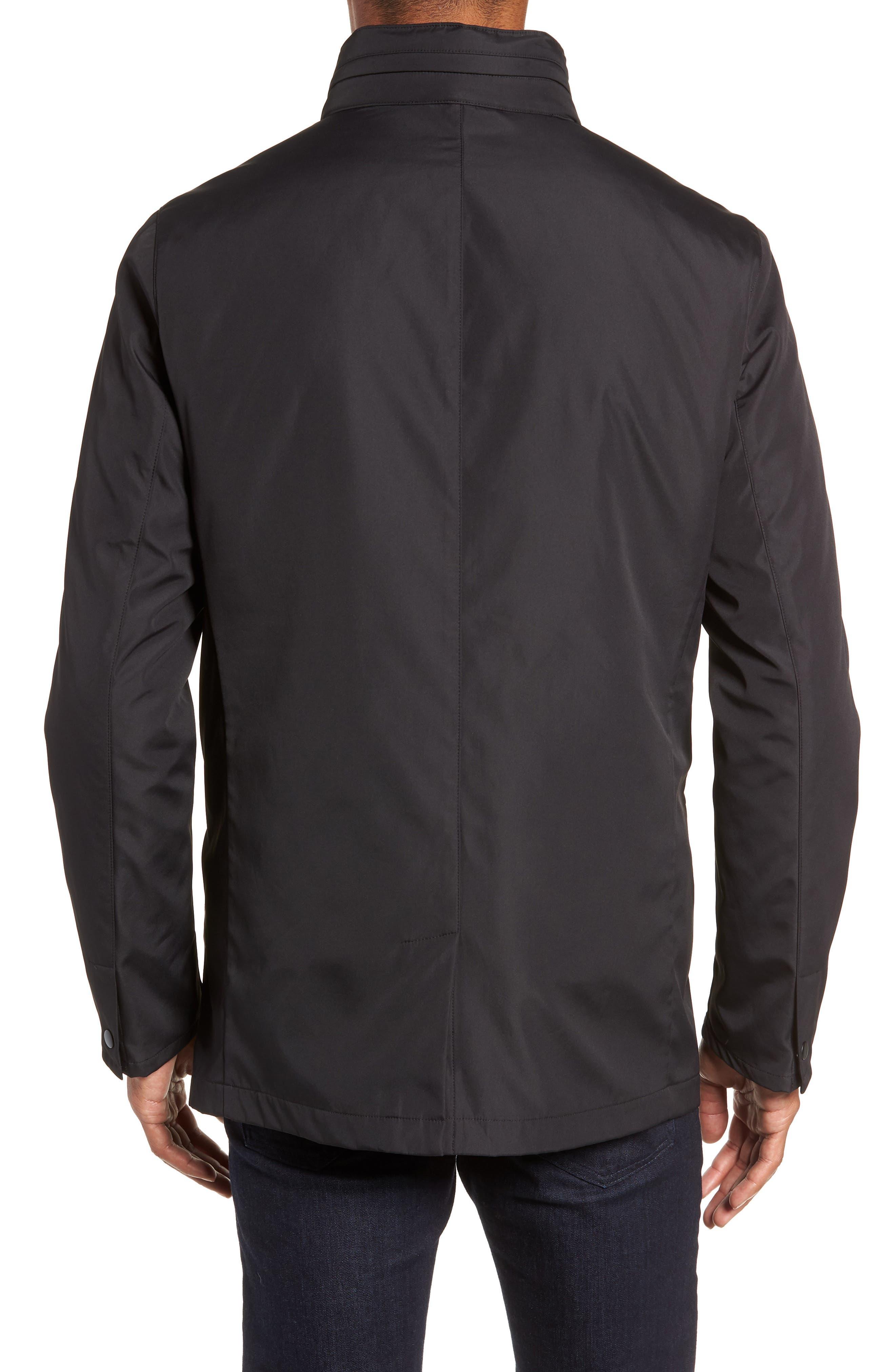 Oak 3-in-1 Jacket,                             Alternate thumbnail 3, color,                             BLACK