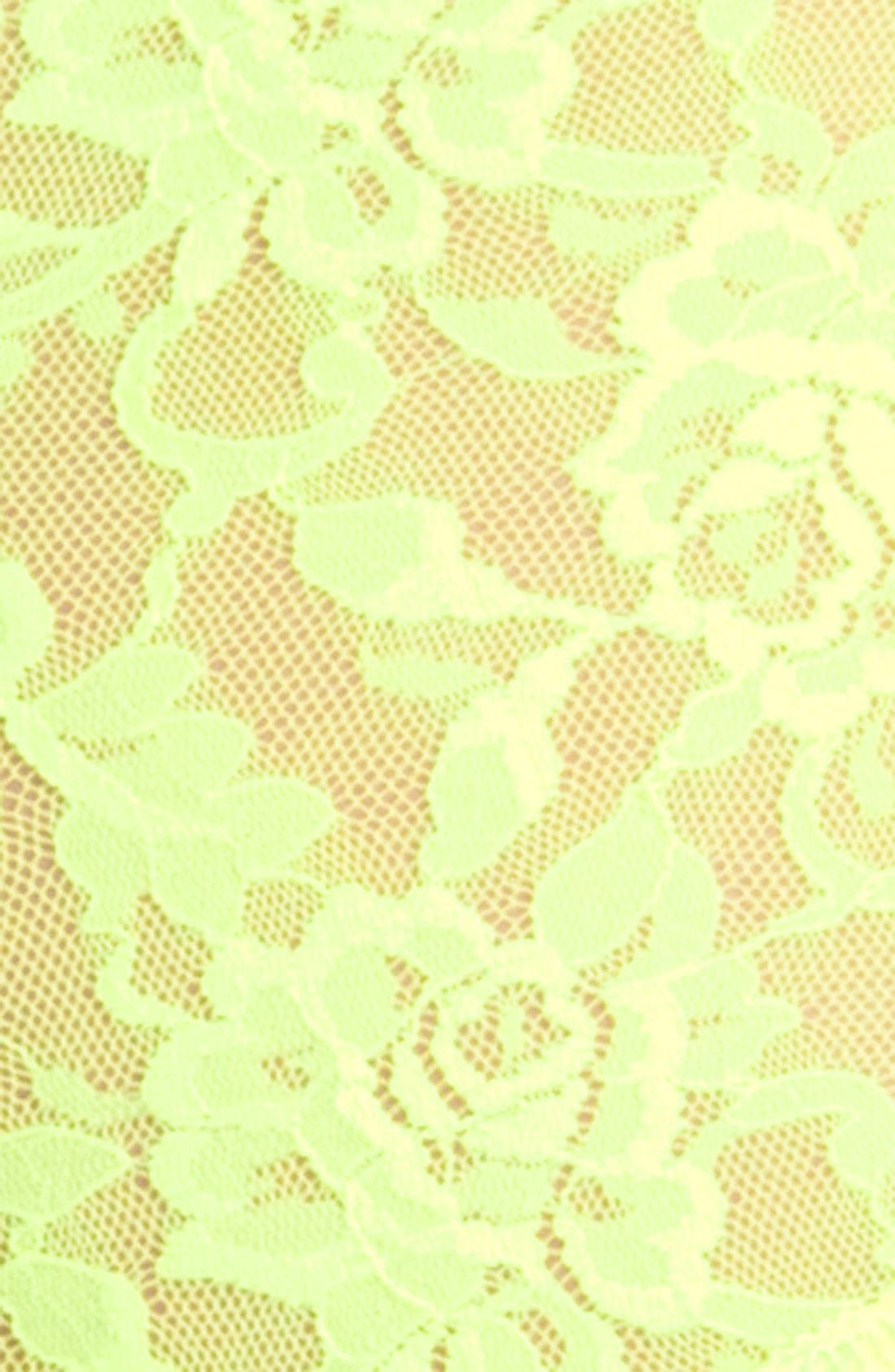 'Signature Lace' Boyshorts,                             Alternate thumbnail 346, color,