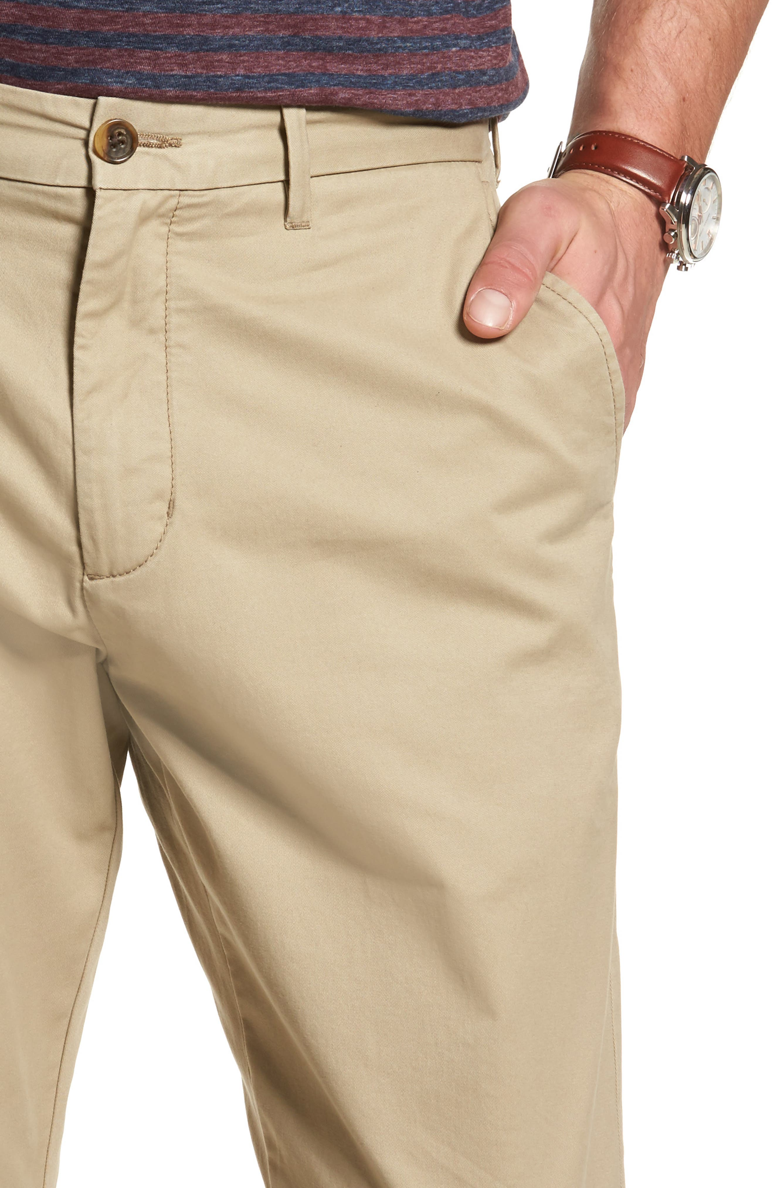 Fremont Relaxed Slim Fit Chinos,                             Alternate thumbnail 24, color,