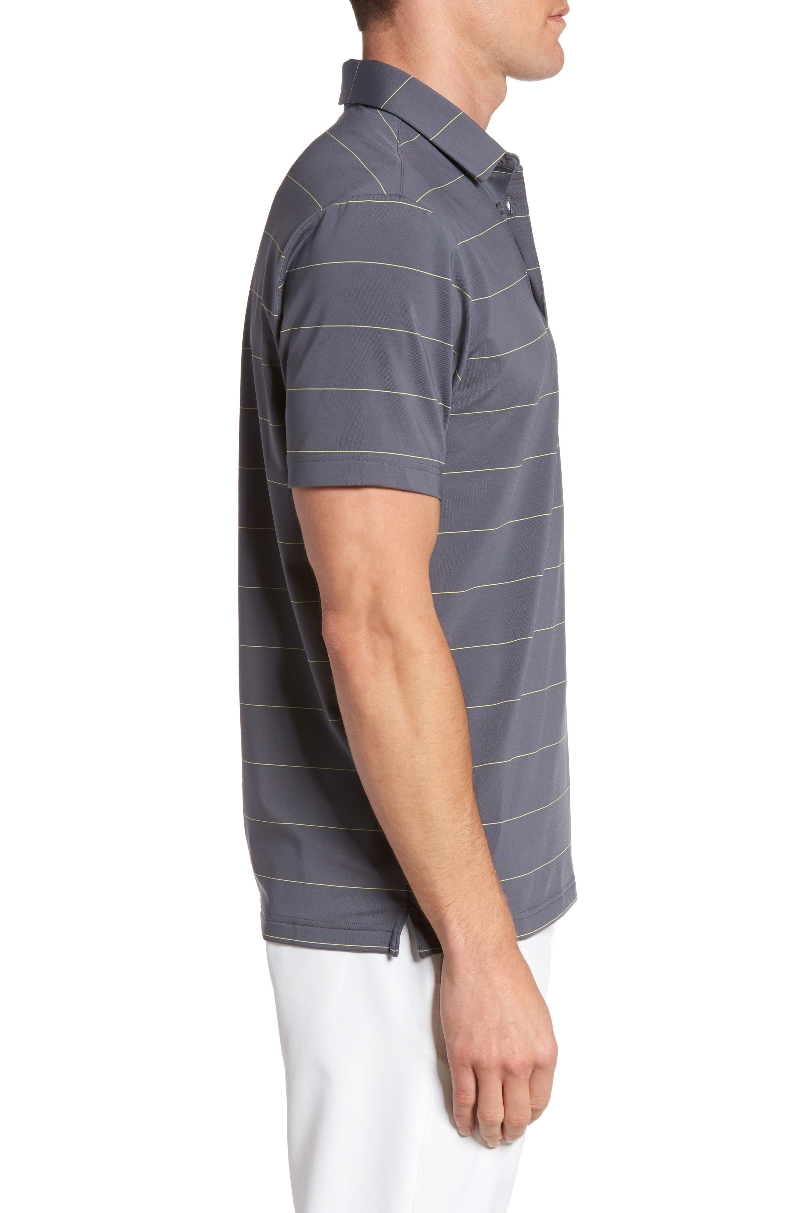 'Playoff' Loose Fit Short Sleeve Polo,                             Alternate thumbnail 119, color,