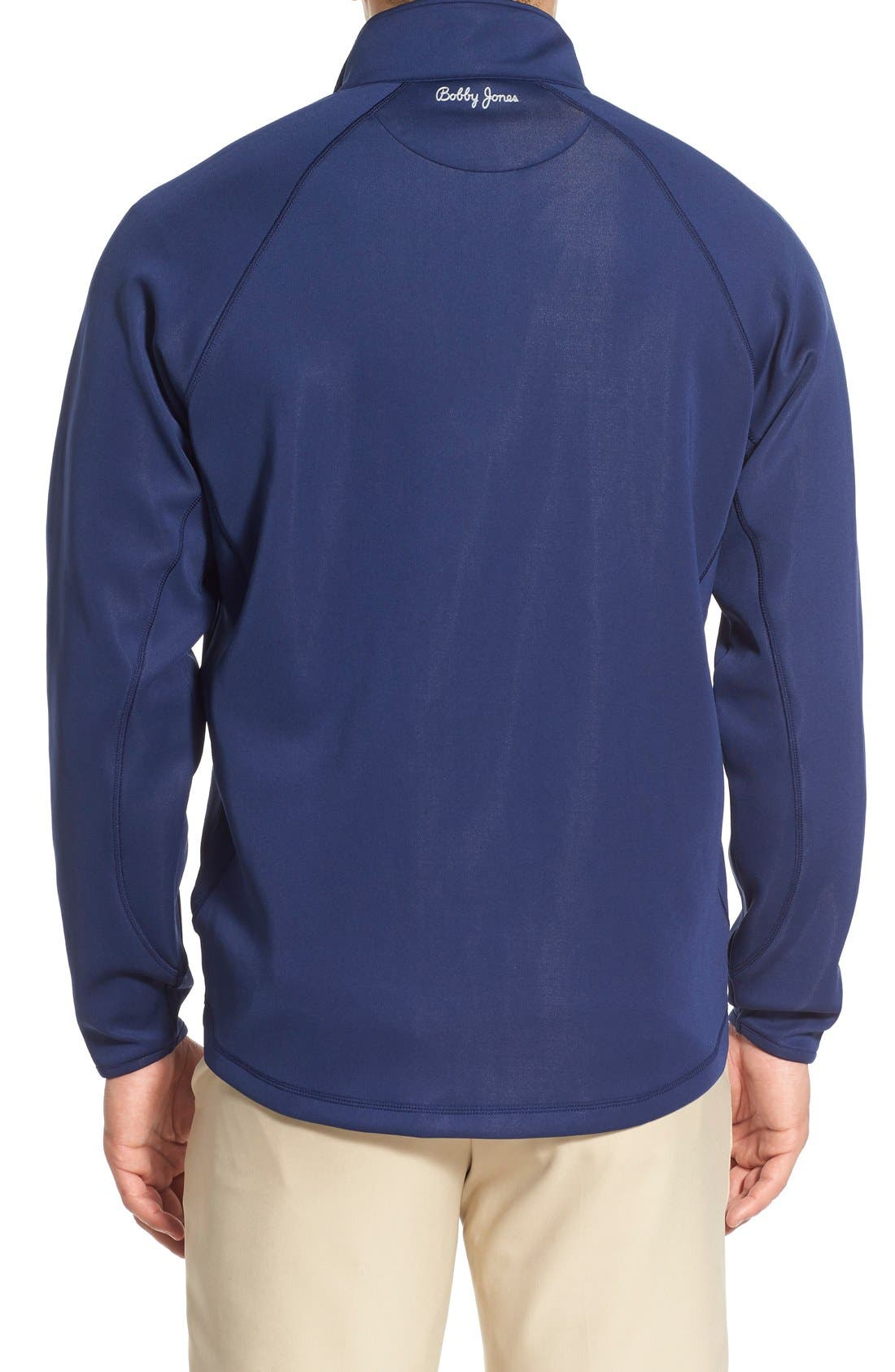 XH2O Crawford Stretch Quarter Zip Golf Pullover,                             Alternate thumbnail 22, color,