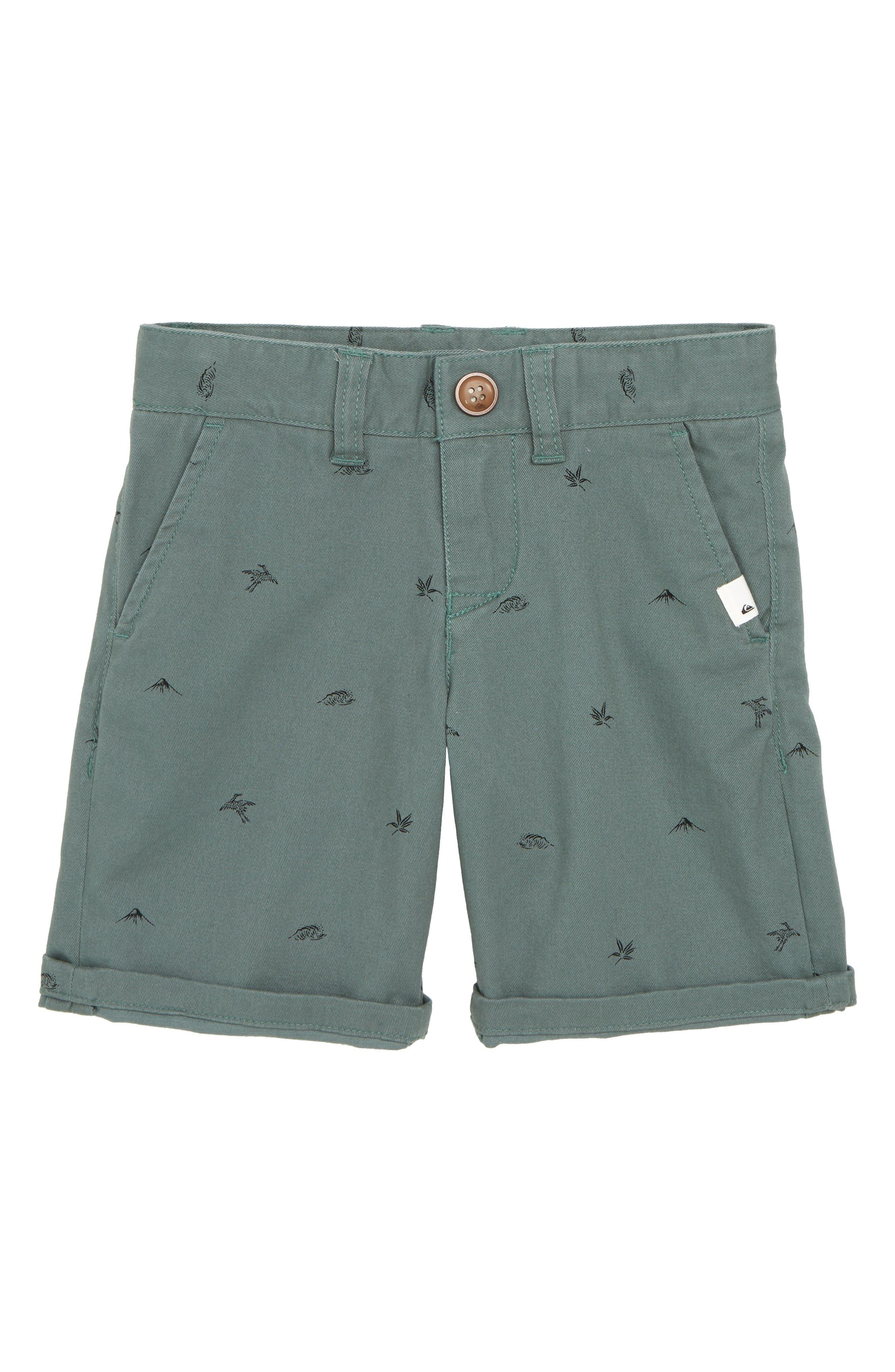 Fuji Stretch Cotton Shorts,                             Main thumbnail 1, color,                             301