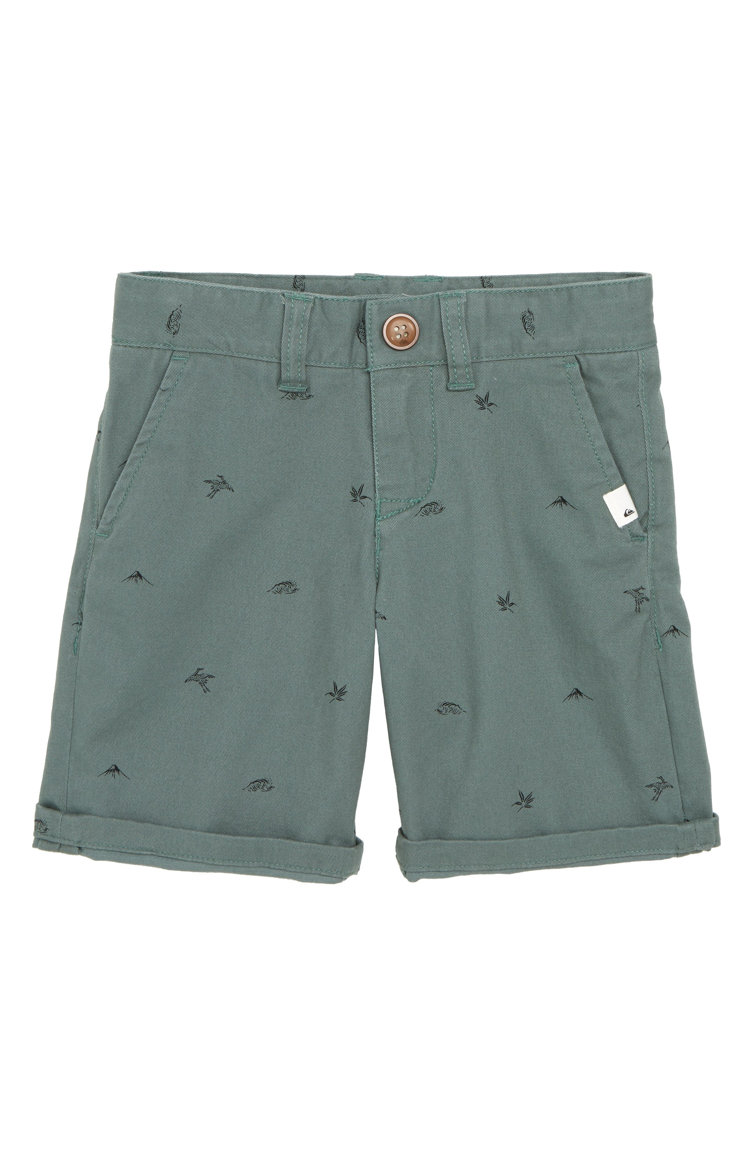 Fuji Stretch Cotton Shorts,                         Main,                         color, 301