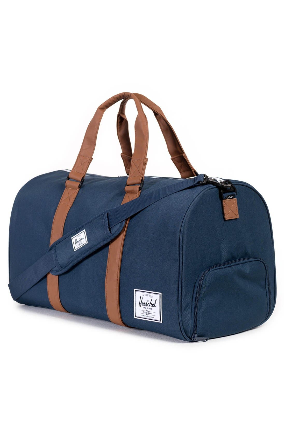 'Novel' Duffel Bag,                             Alternate thumbnail 140, color,