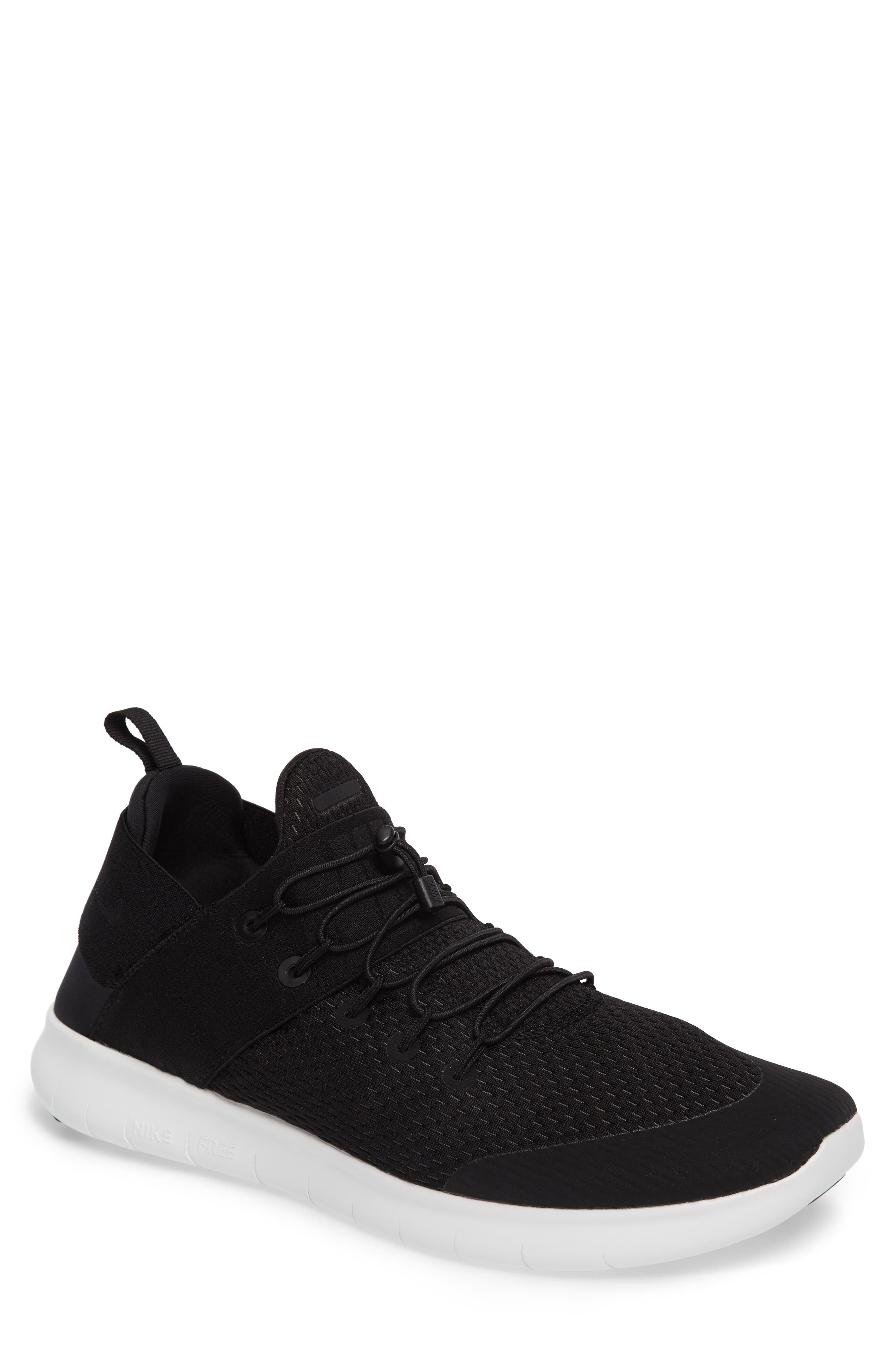 Free RN CMTR 2 Running Shoe,                         Main,                         color, BLACK/ ANTHRACITE/ OFF WHITE