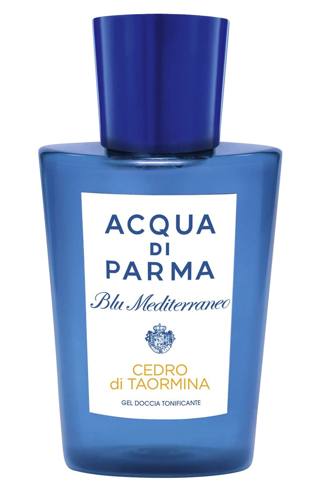 Blu Mediterraneo Cedro di Taormina Invigorating Shower Gel,                             Main thumbnail 1, color,                             NO COLOR