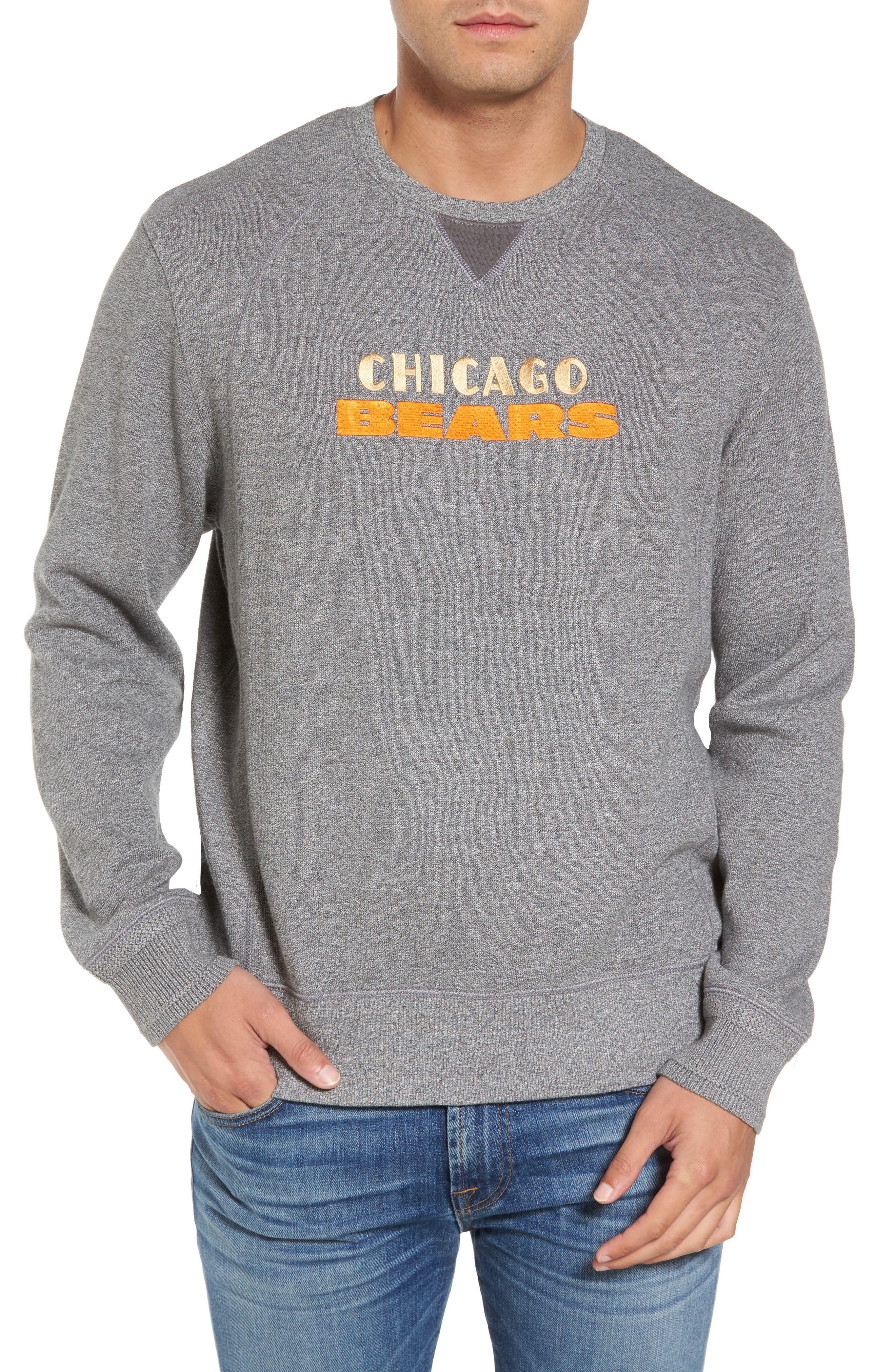 NFL Stitch of Liberty Embroidered Crewneck Sweatshirt,                             Main thumbnail 3, color,