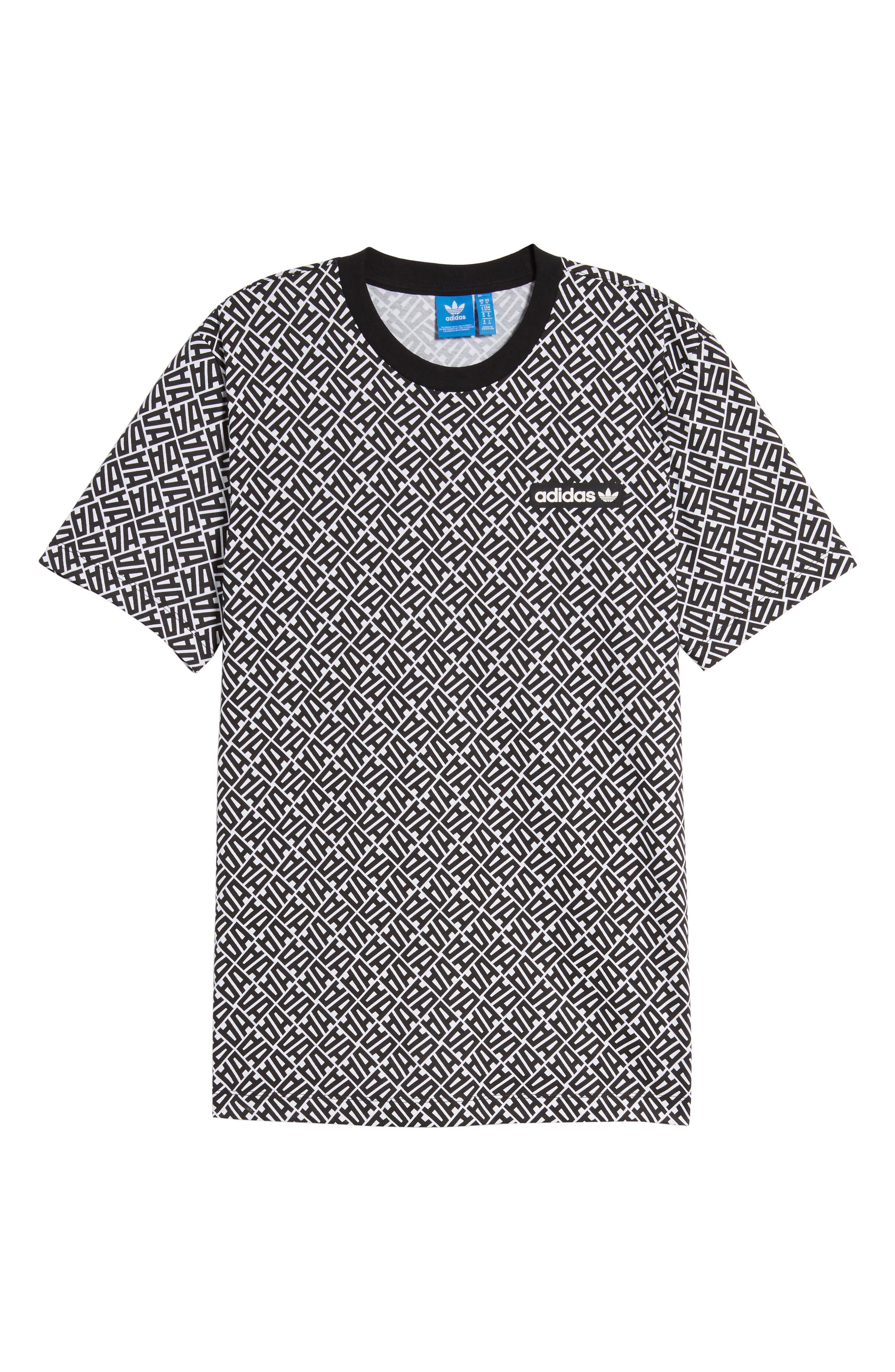 Originals Anichkov T-Shirt,                             Alternate thumbnail 6, color,                             001