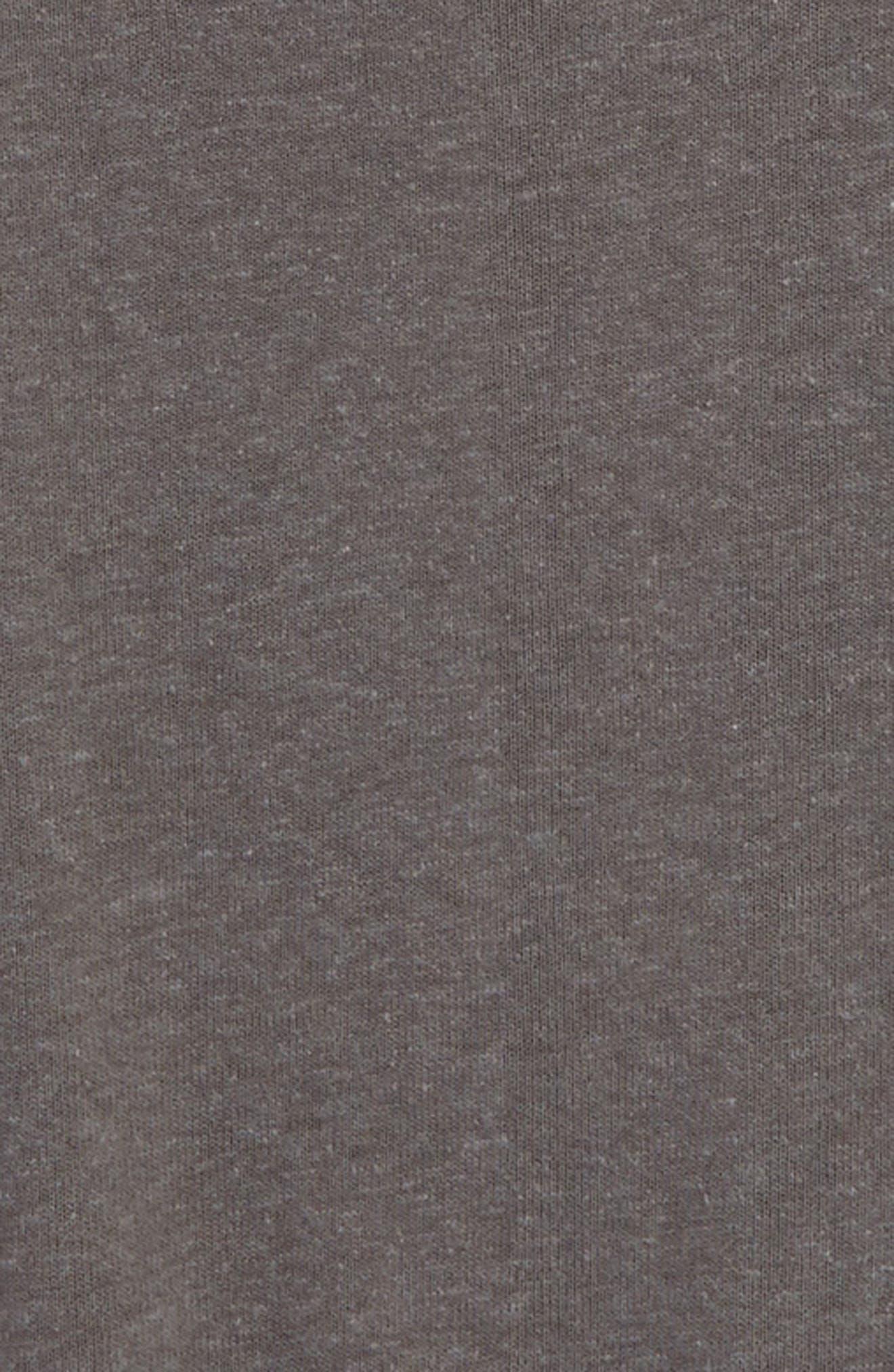 Ruffle Sweatshirt,                             Alternate thumbnail 3, color,                             030