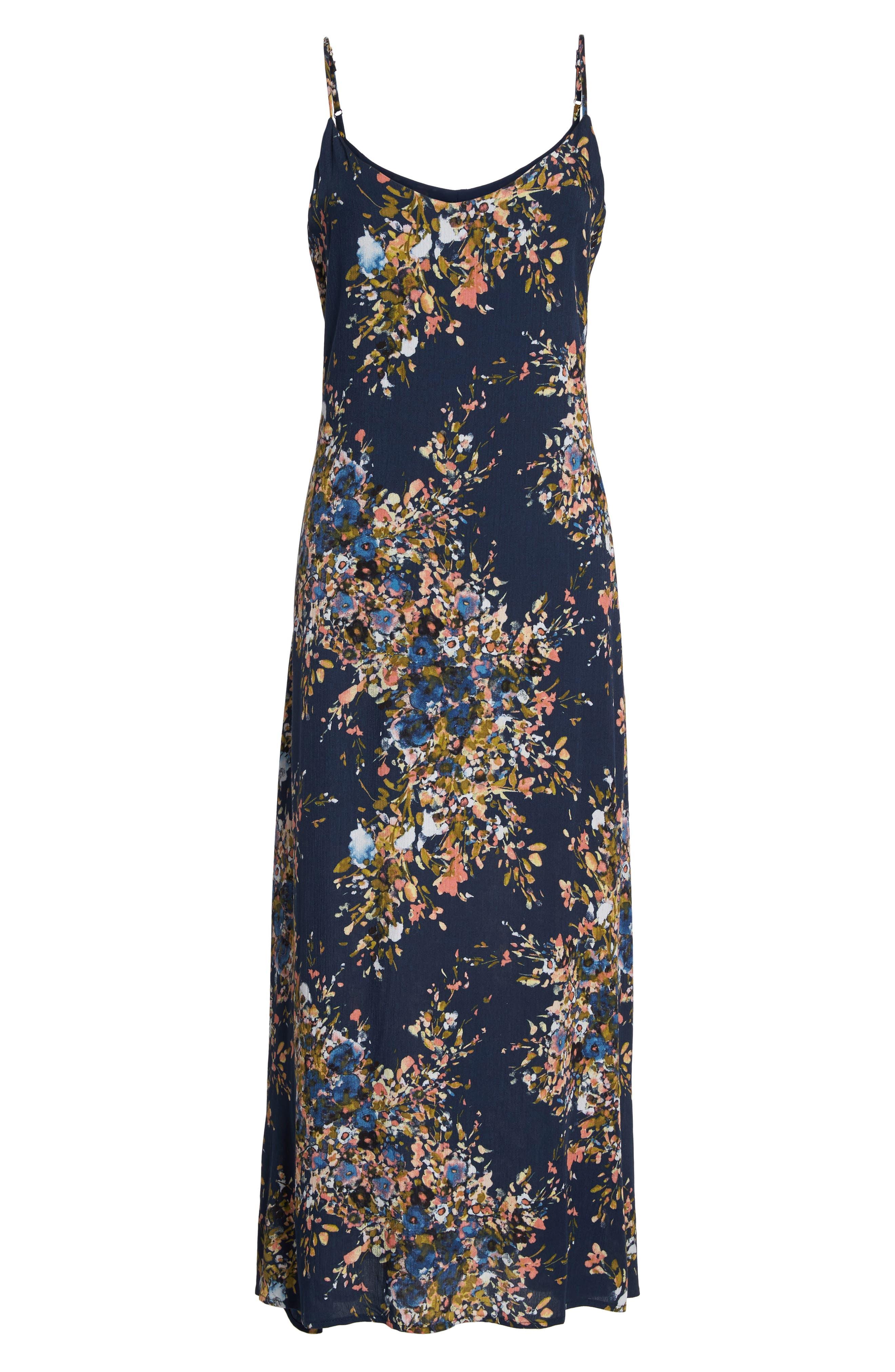 Maxi Dress,                             Alternate thumbnail 6, color,                             412