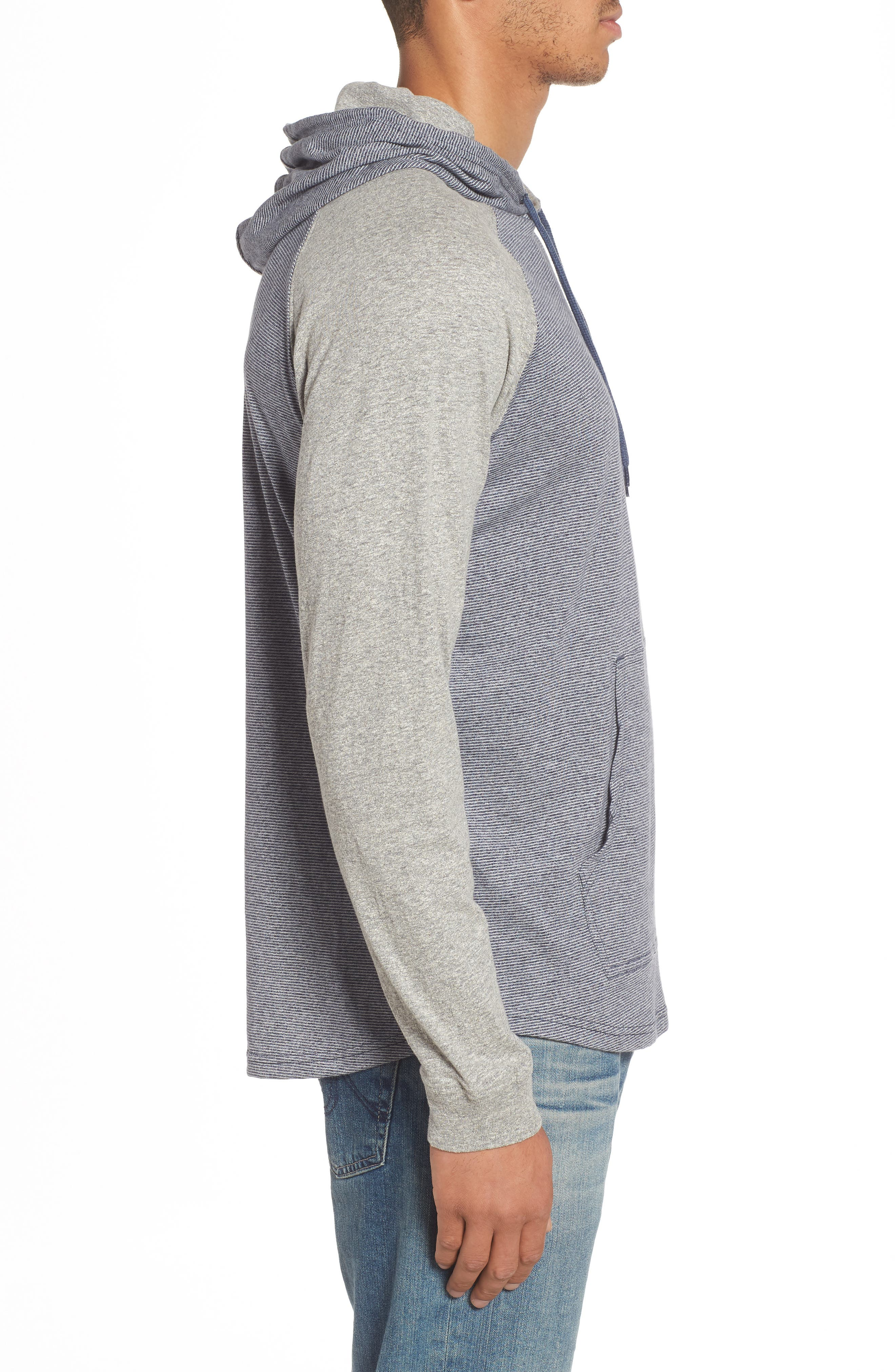 All In Hoodie,                             Alternate thumbnail 3, color,                             410