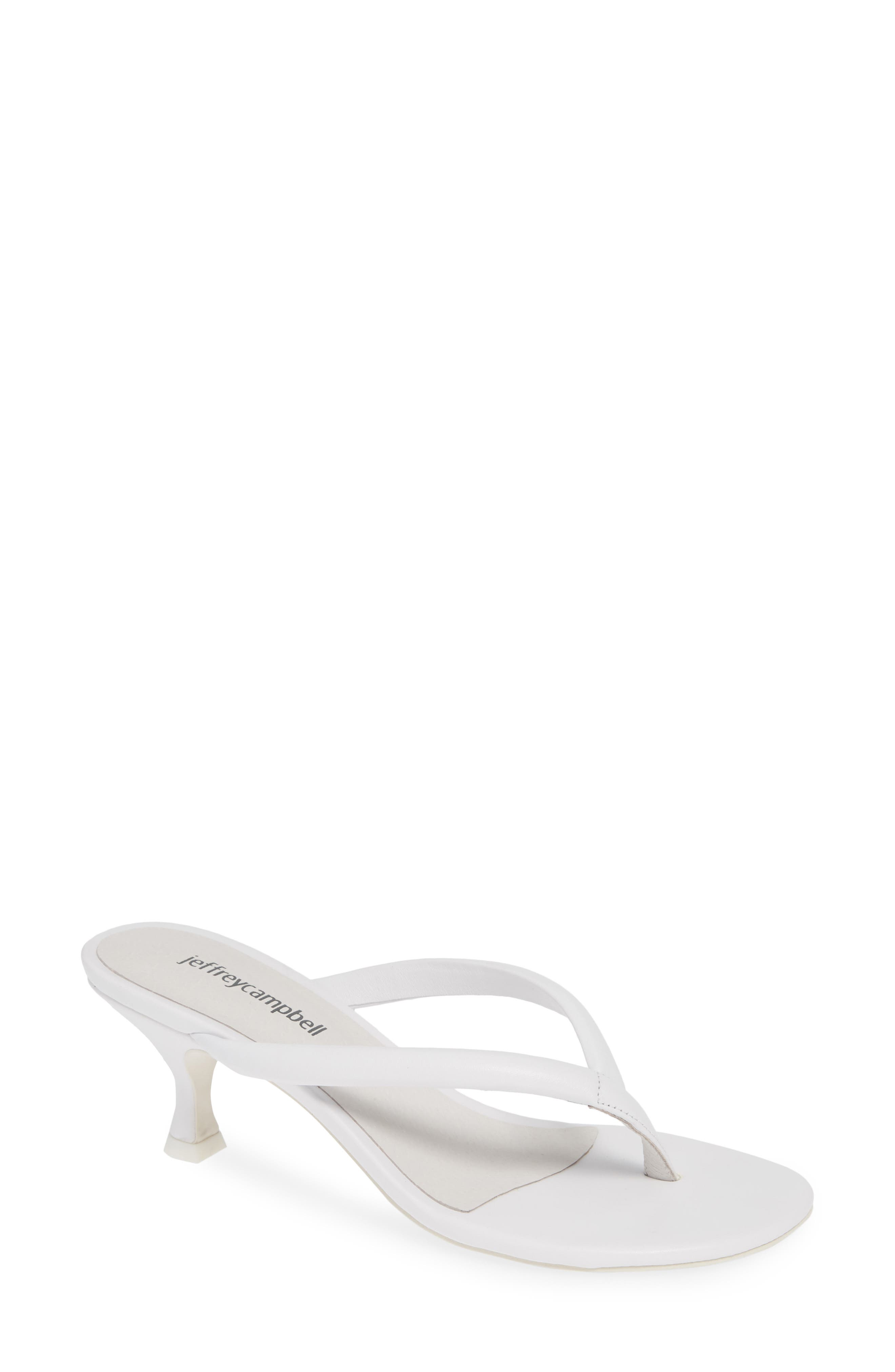 Brink Sandal,                         Main,                         color, WHITE
