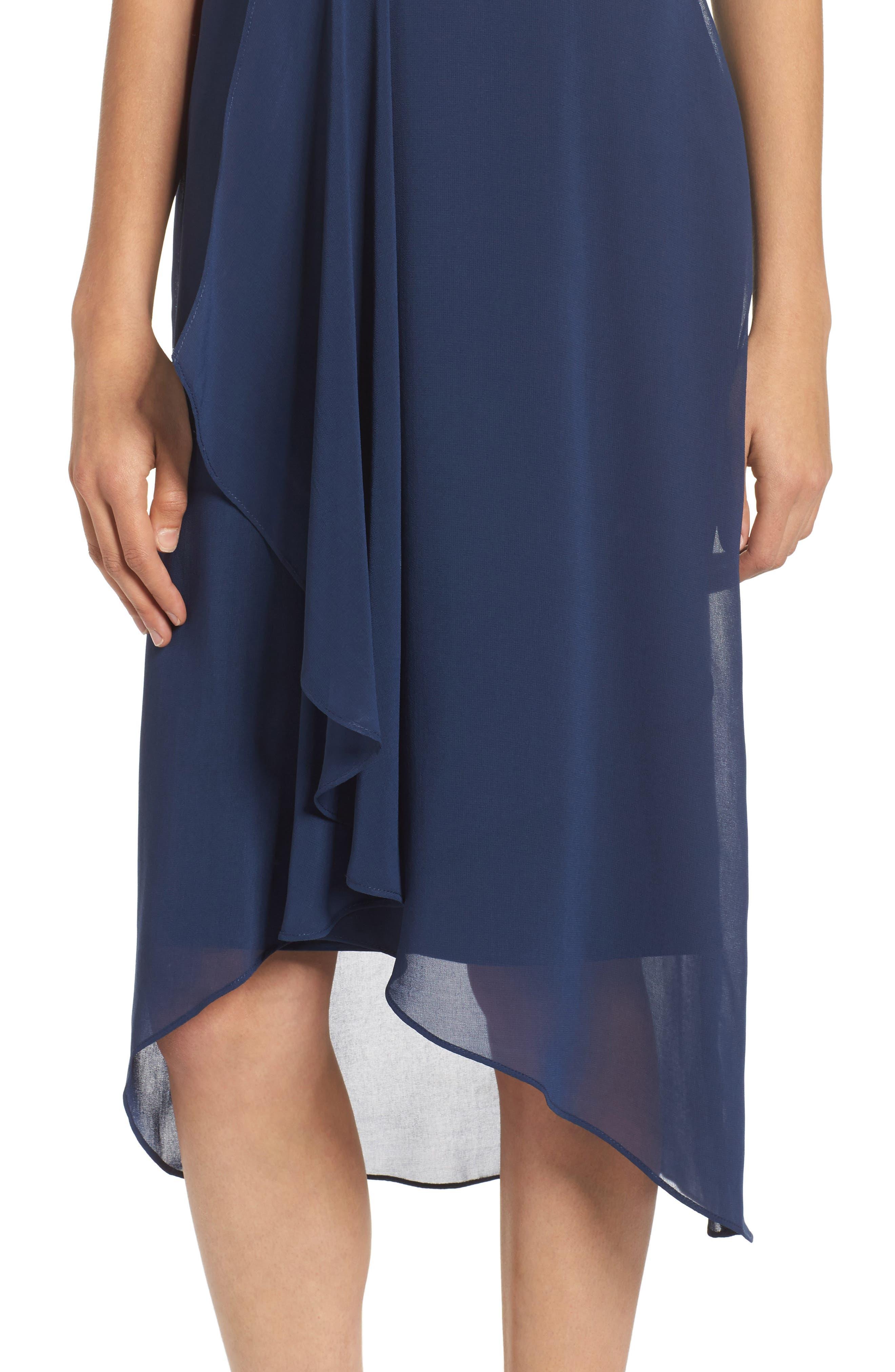 Utopia Midi Dress,                             Alternate thumbnail 4, color,                             435