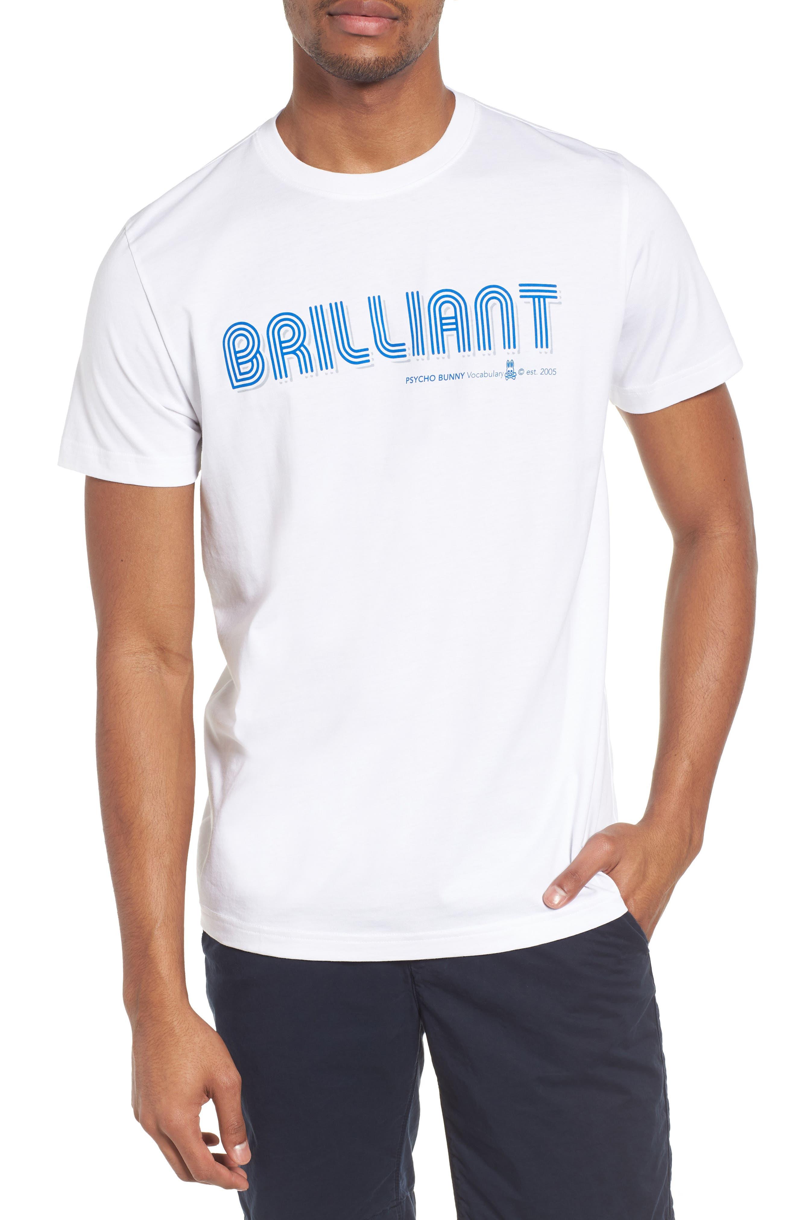 Brilliant T-Shirt,                         Main,                         color, 100