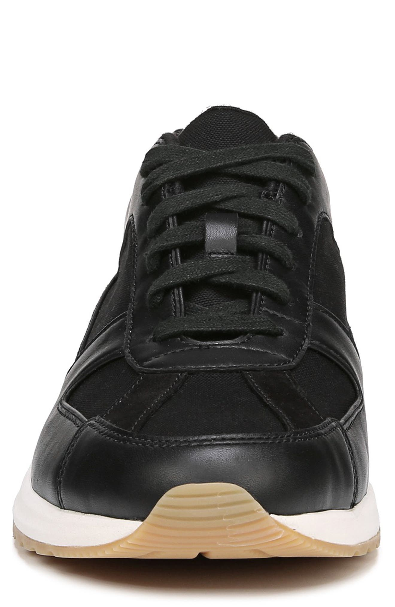 Griffin Sneaker,                             Alternate thumbnail 4, color,                             BLACK/ MADDOX