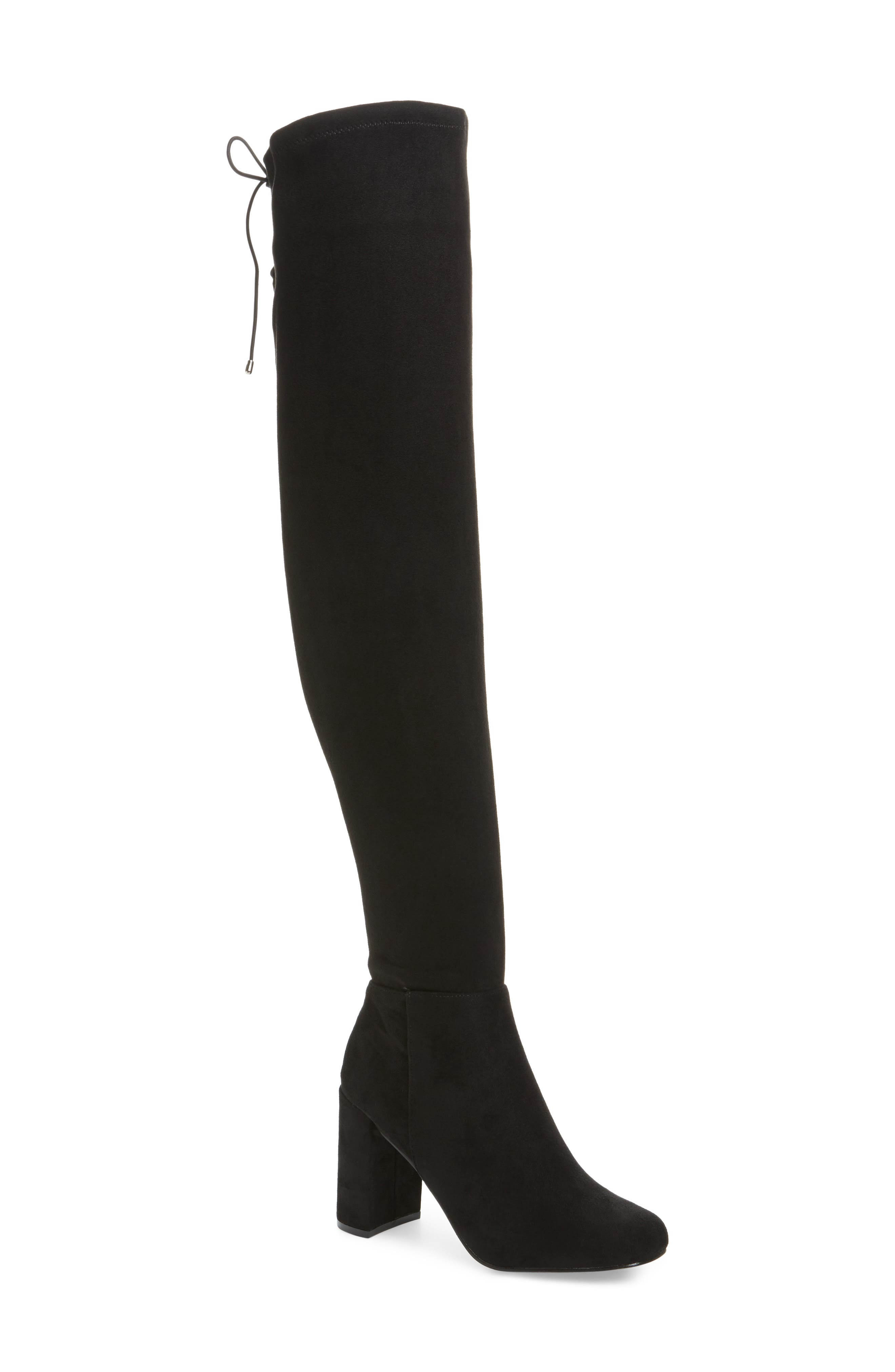 Krush Over the Knee Boot,                             Main thumbnail 3, color,