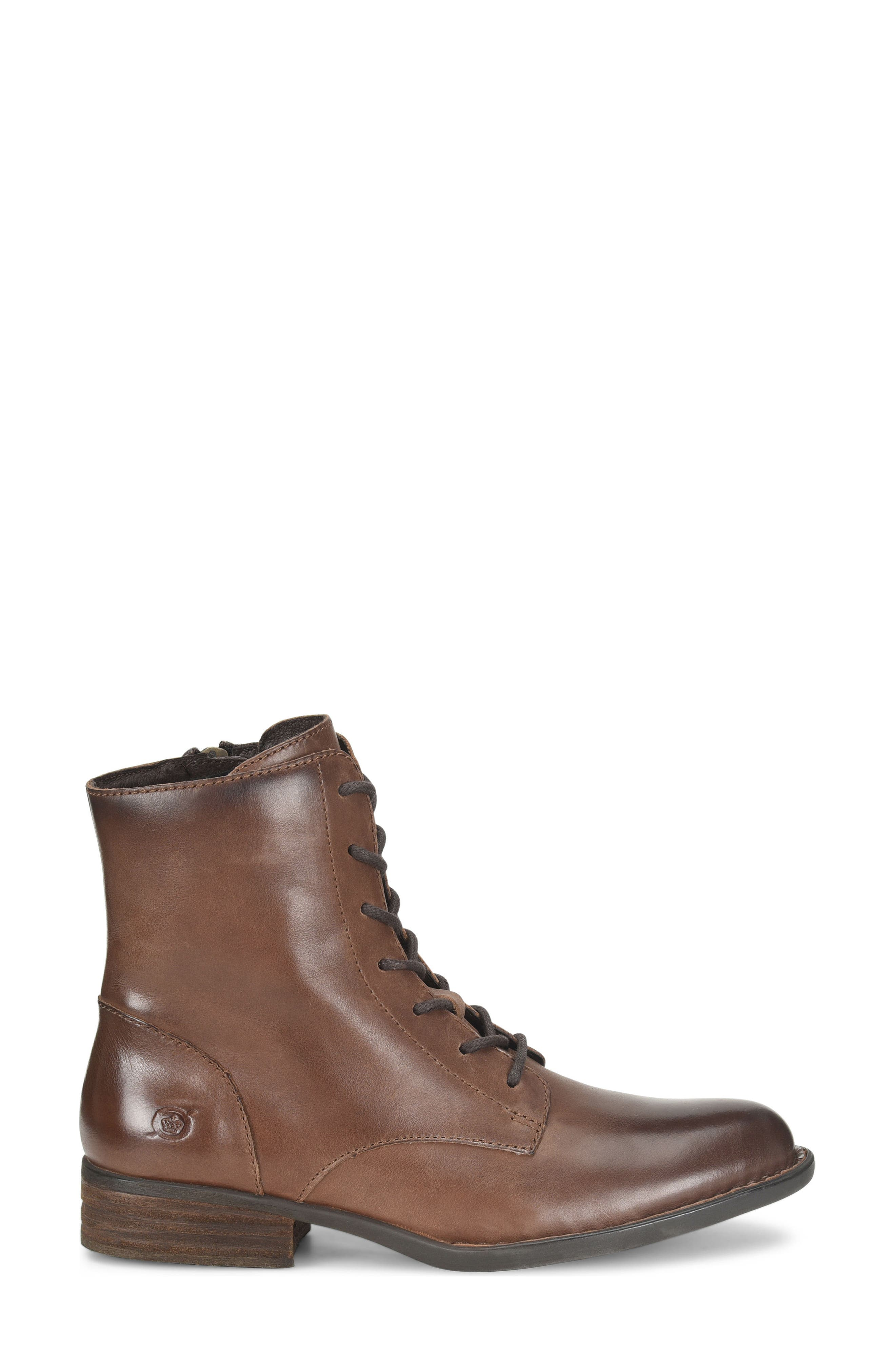 Clements Lace-Up Boot,                             Alternate thumbnail 12, color,