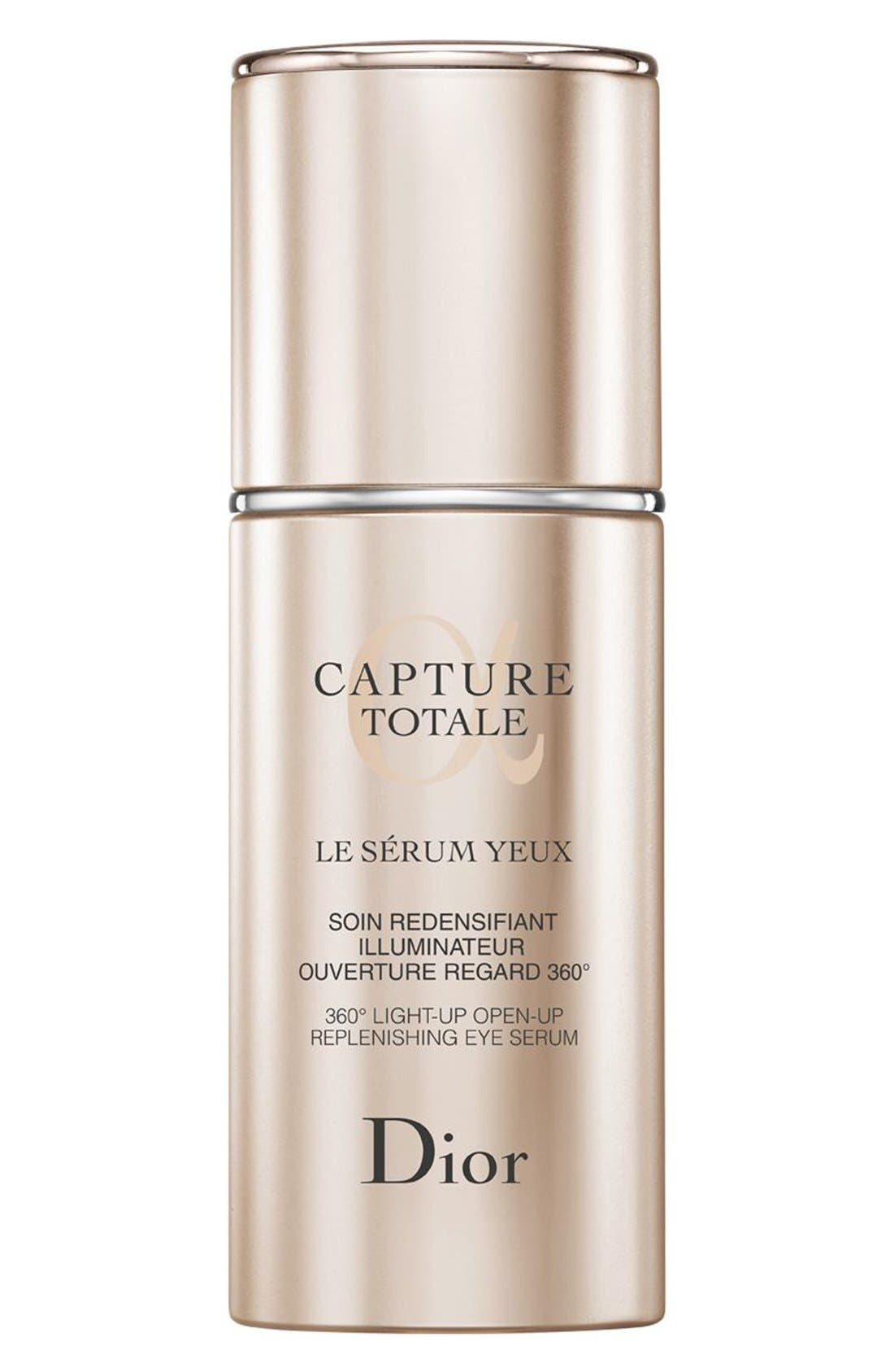 Capture Totale 360° Light-Up Open-Up Replenishing Eye serum,                         Main,                         color, NO COLOR