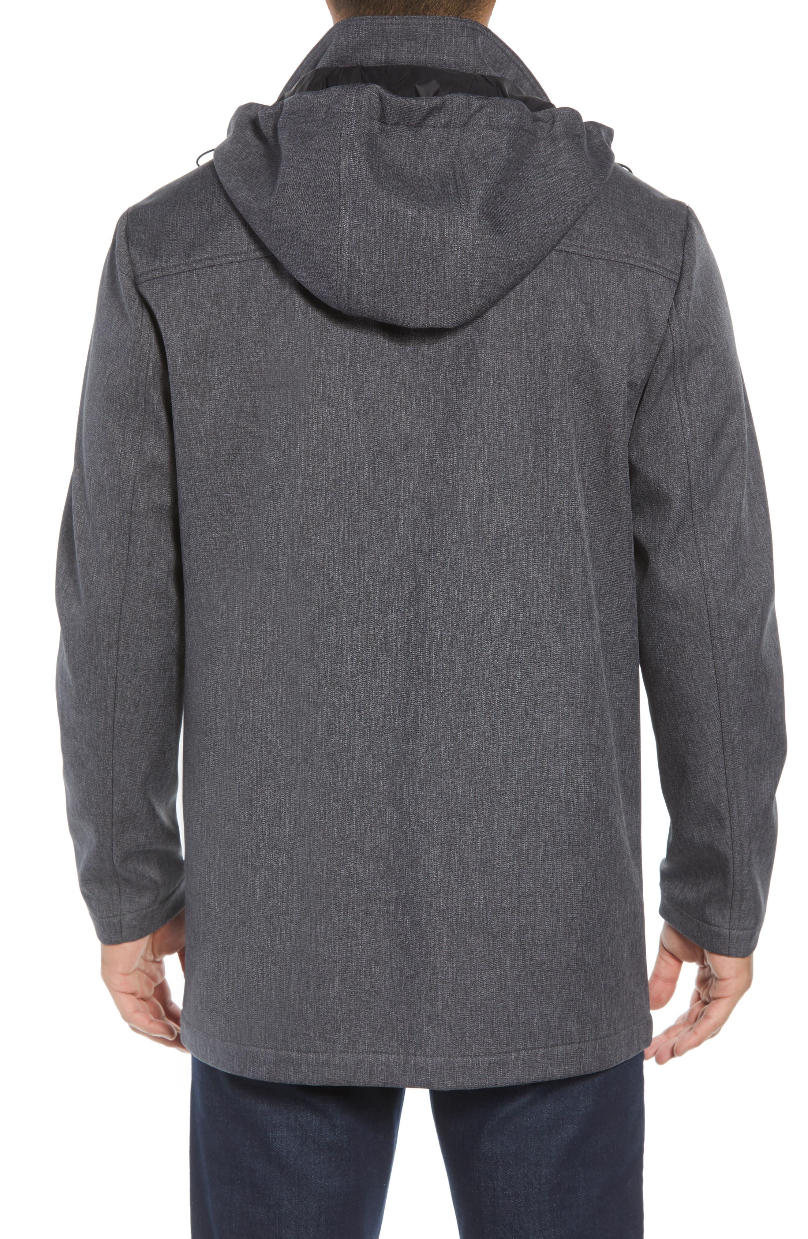 Doyle Soft Shell Jacket,                             Alternate thumbnail 2, color,                             001