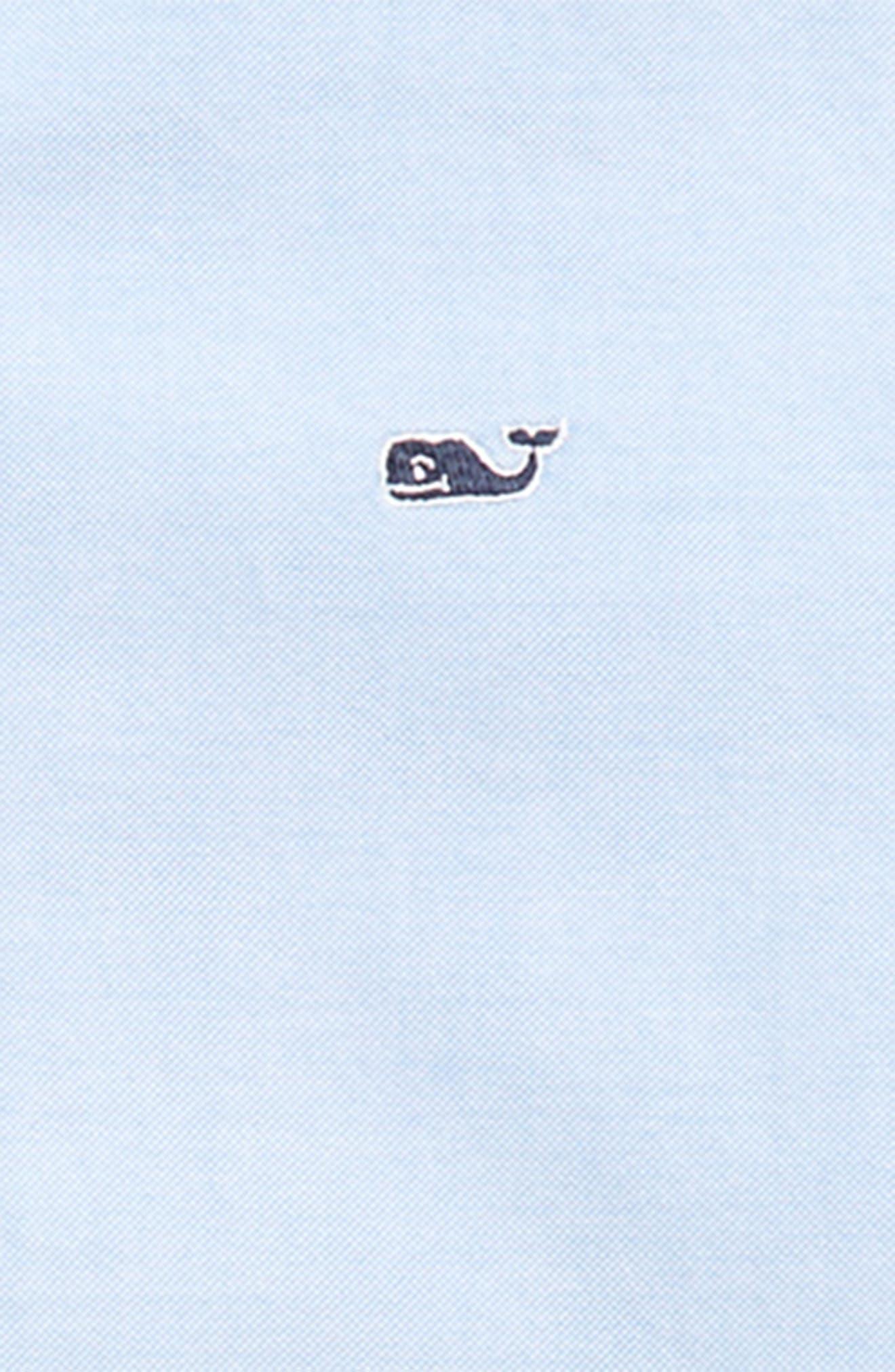Woven Oxford Shirt,                             Alternate thumbnail 2, color,                             OCEAN BREEZE
