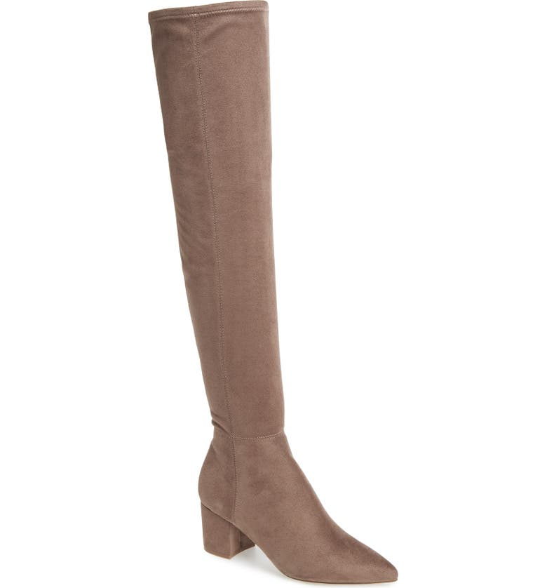 Brinkley Over the Knee Stretch Boot,