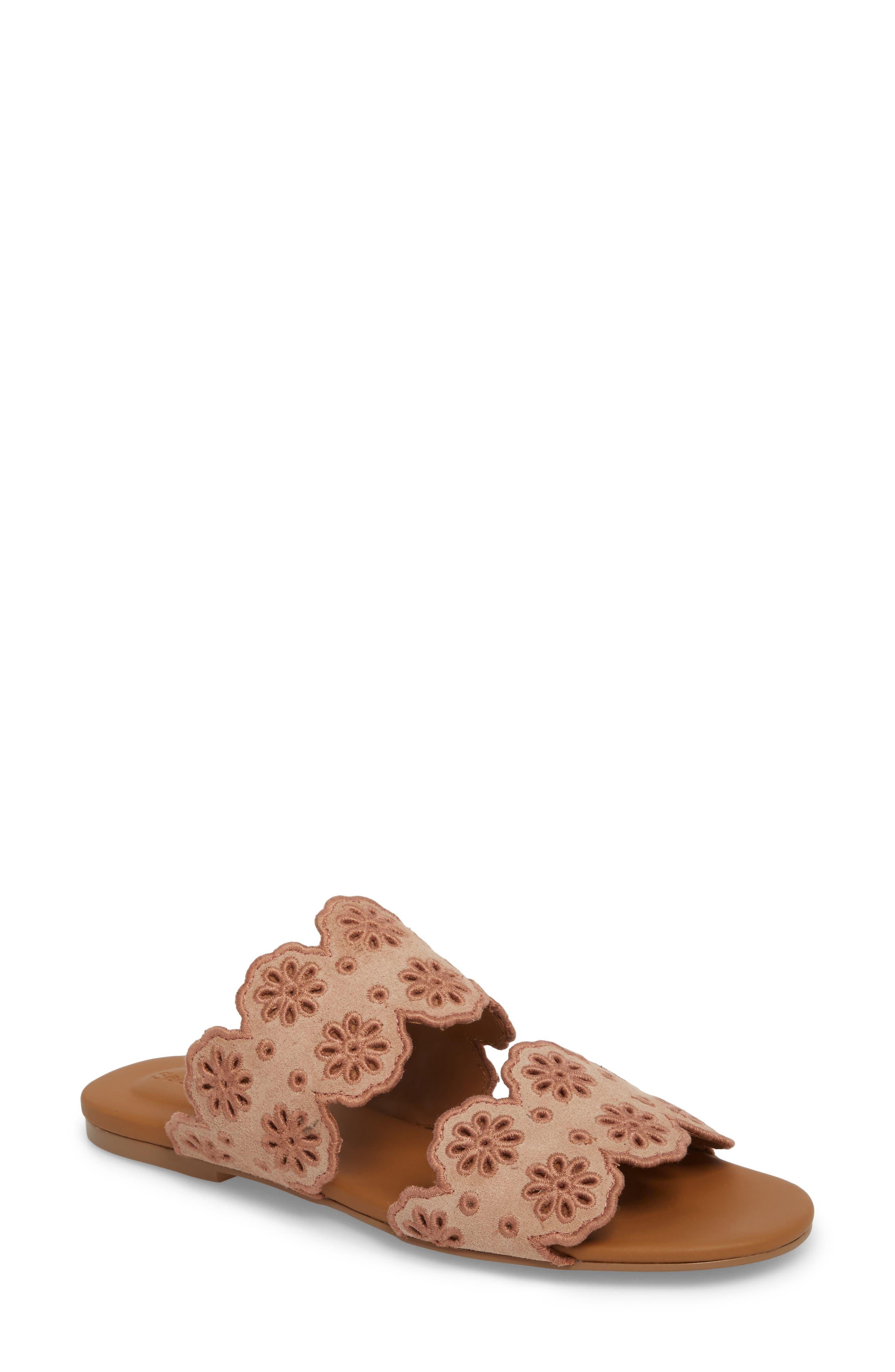 Valentina Slide Sandal, Main, color, 210